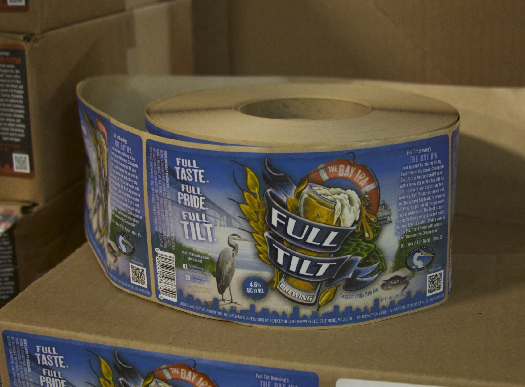 Drinking new beer will help improve the Bay | WTOP
