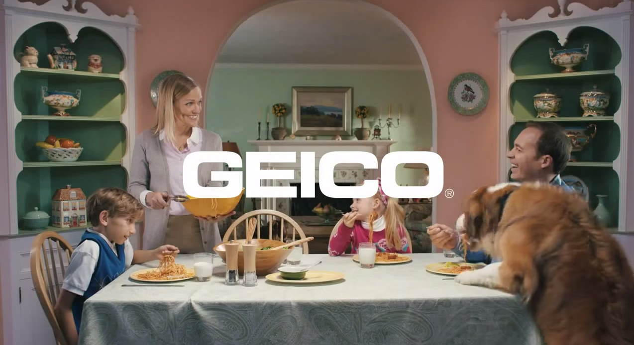 Dog disrupts Geico ad (Video) | WTOP