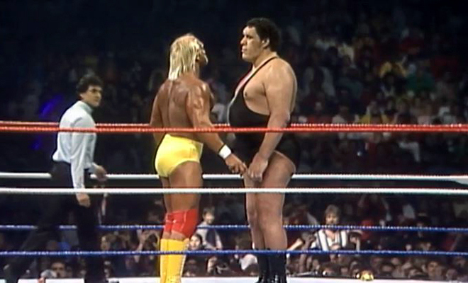 Top Superstars of the Wrestlemania era