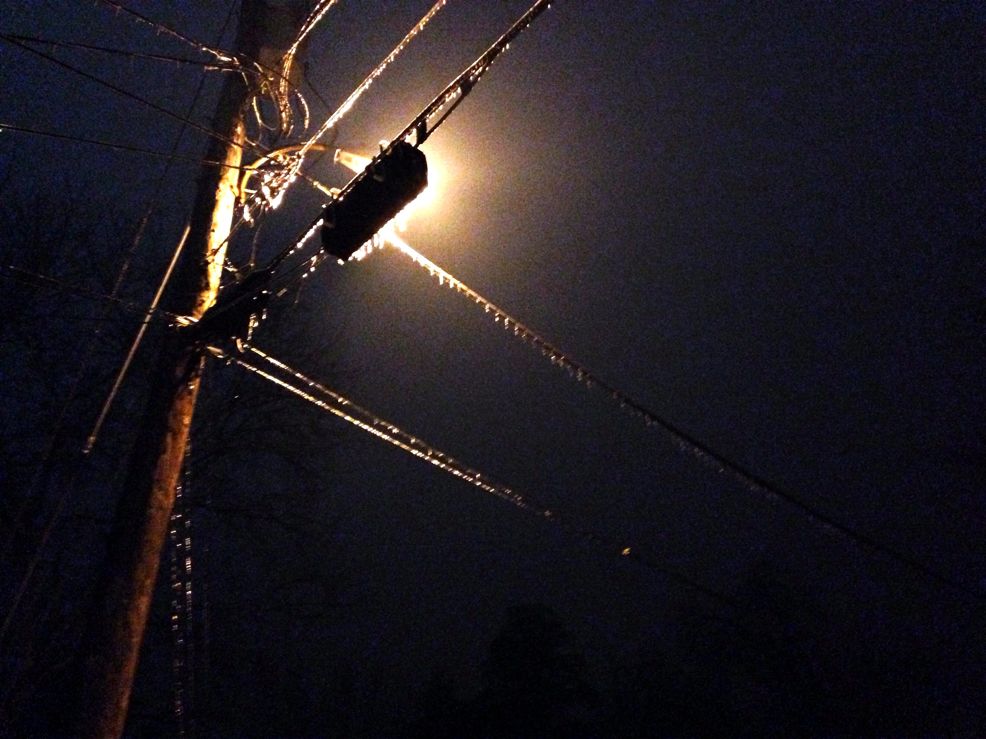 Photos: Ice, fog cover D.C. area