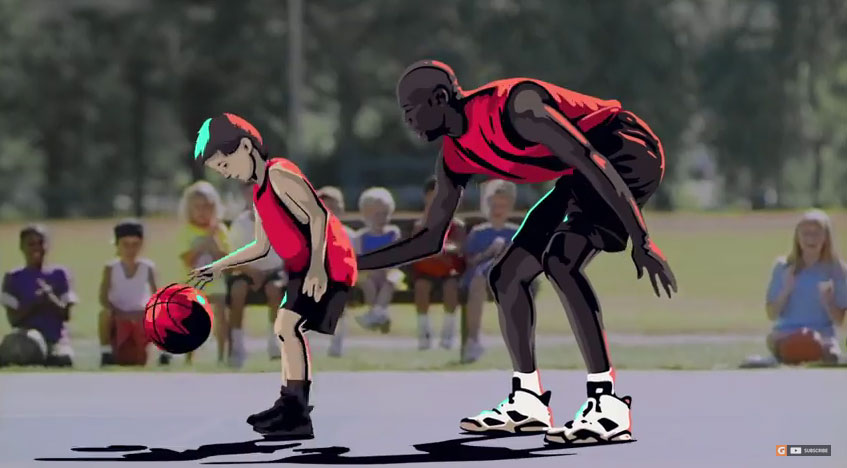 Gatorade brings back new 'Be Like Mike' ad campaign (Video)