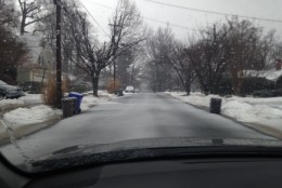Bethesda snow 3/5/15