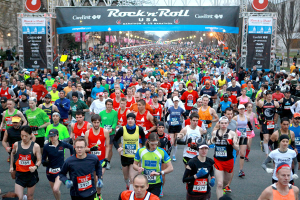 Metro limits track work during Saturday's Rock 'n' Roll Marathon