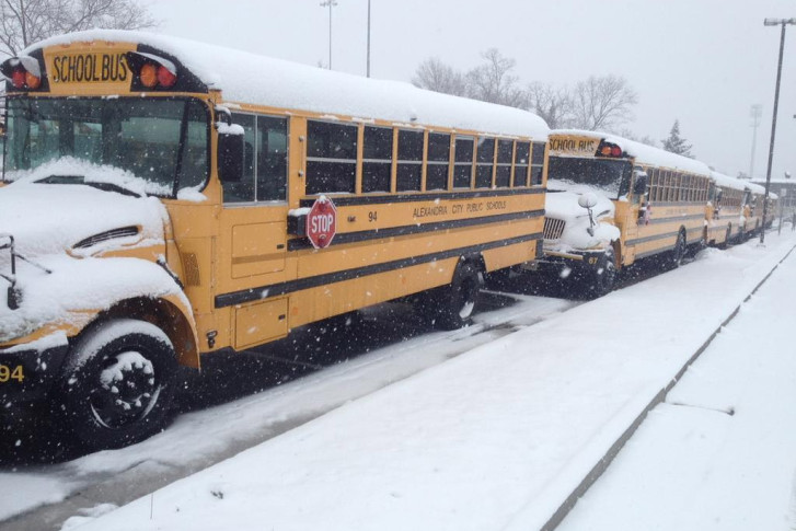 Local School Systems Quickly Running Out Of Snow Days Wtop