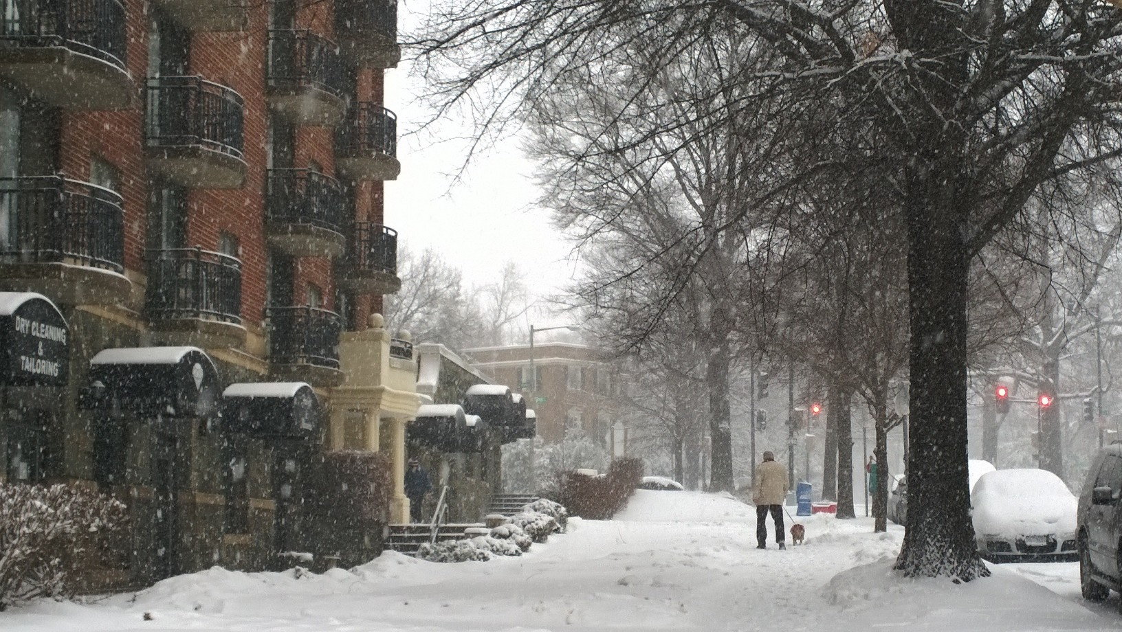 Why forecasting D.C.'s weather can be so tough
