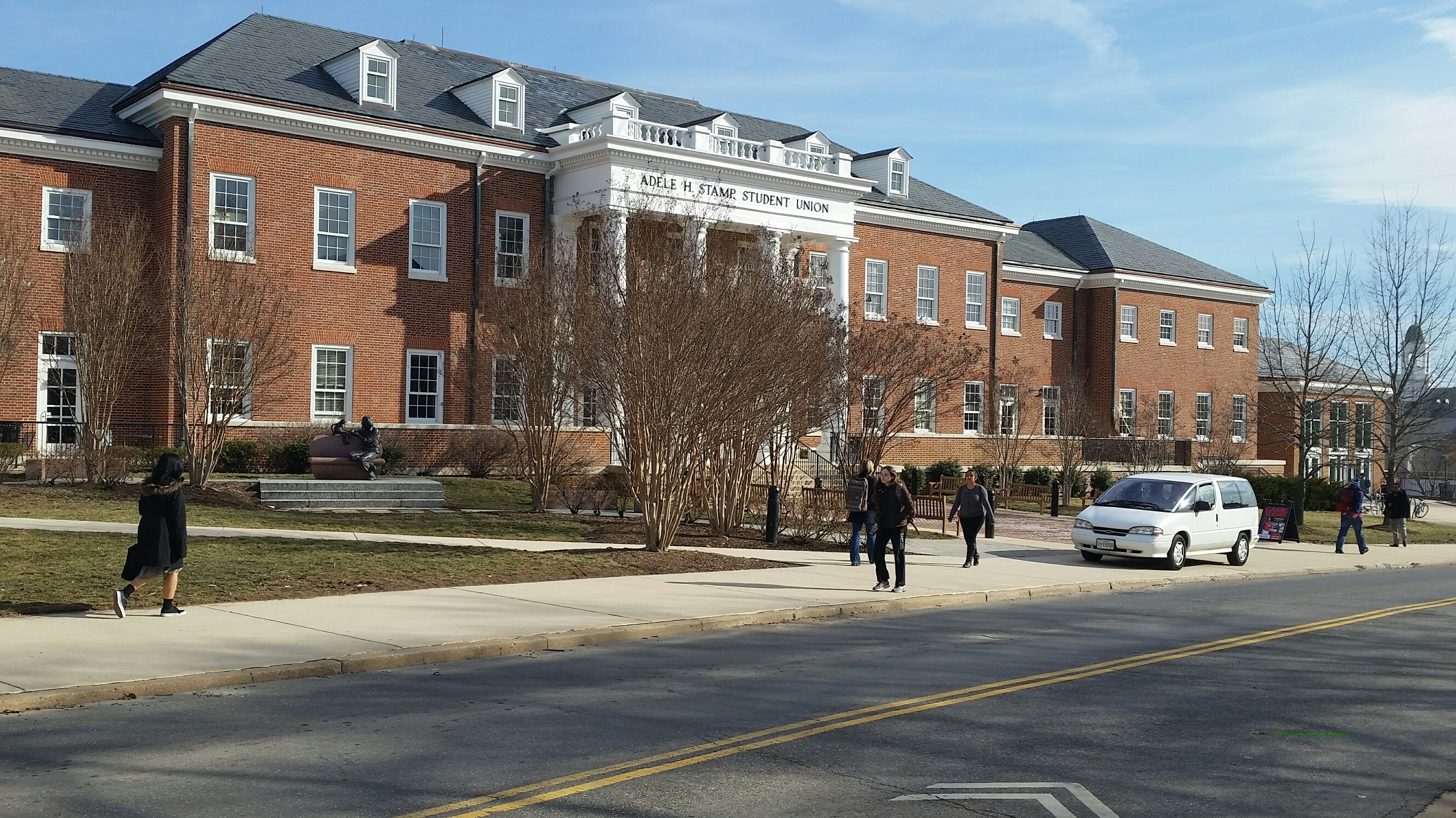 Racist, sexist email from UMd. fraternity member roils campus