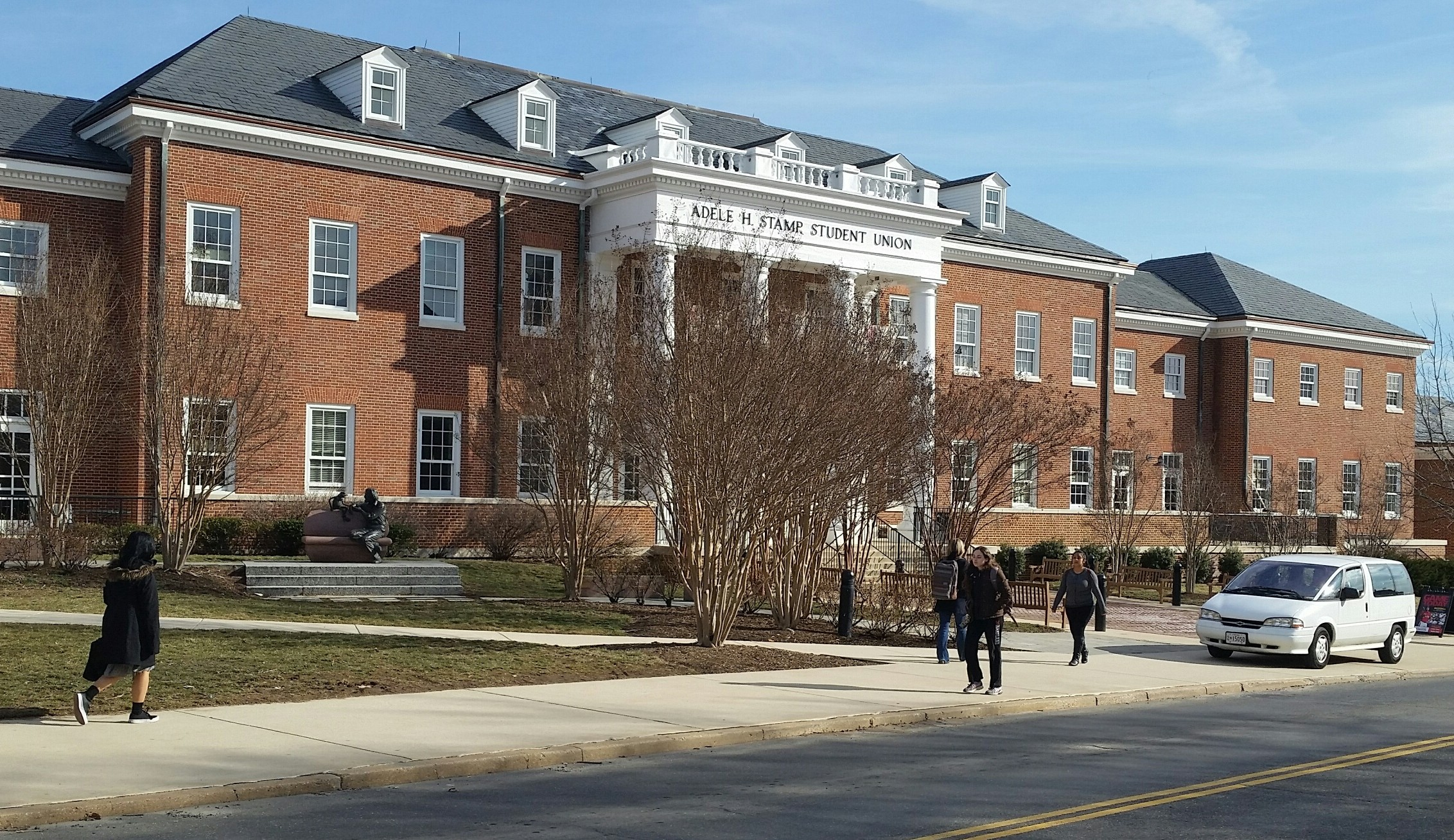 U.Md. president condemns racist email