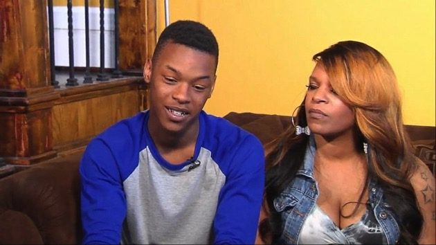 Baltimore Protests: Boy Smacked by Mom Says She 'Really Cares About Me'