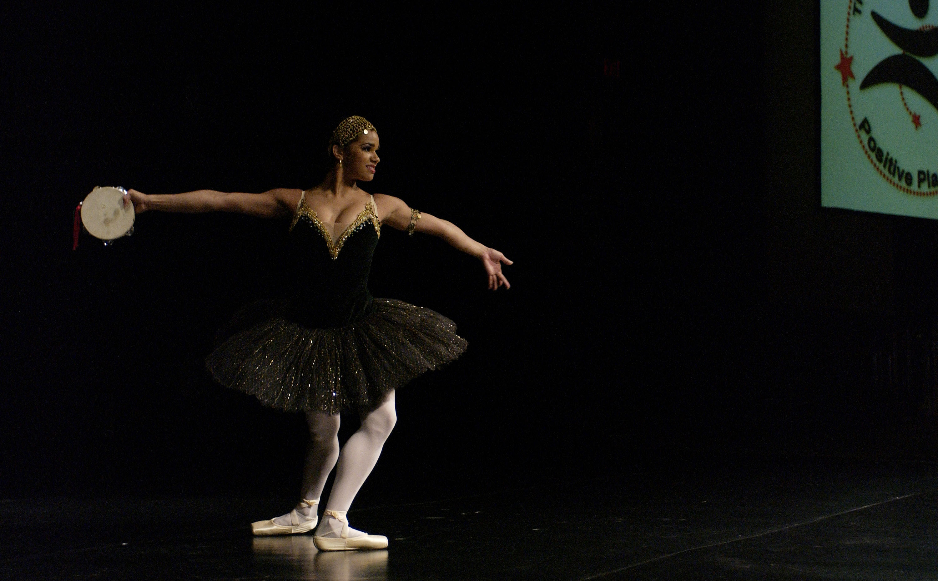 Upcoming first in Swan Lake at Kennedy Center