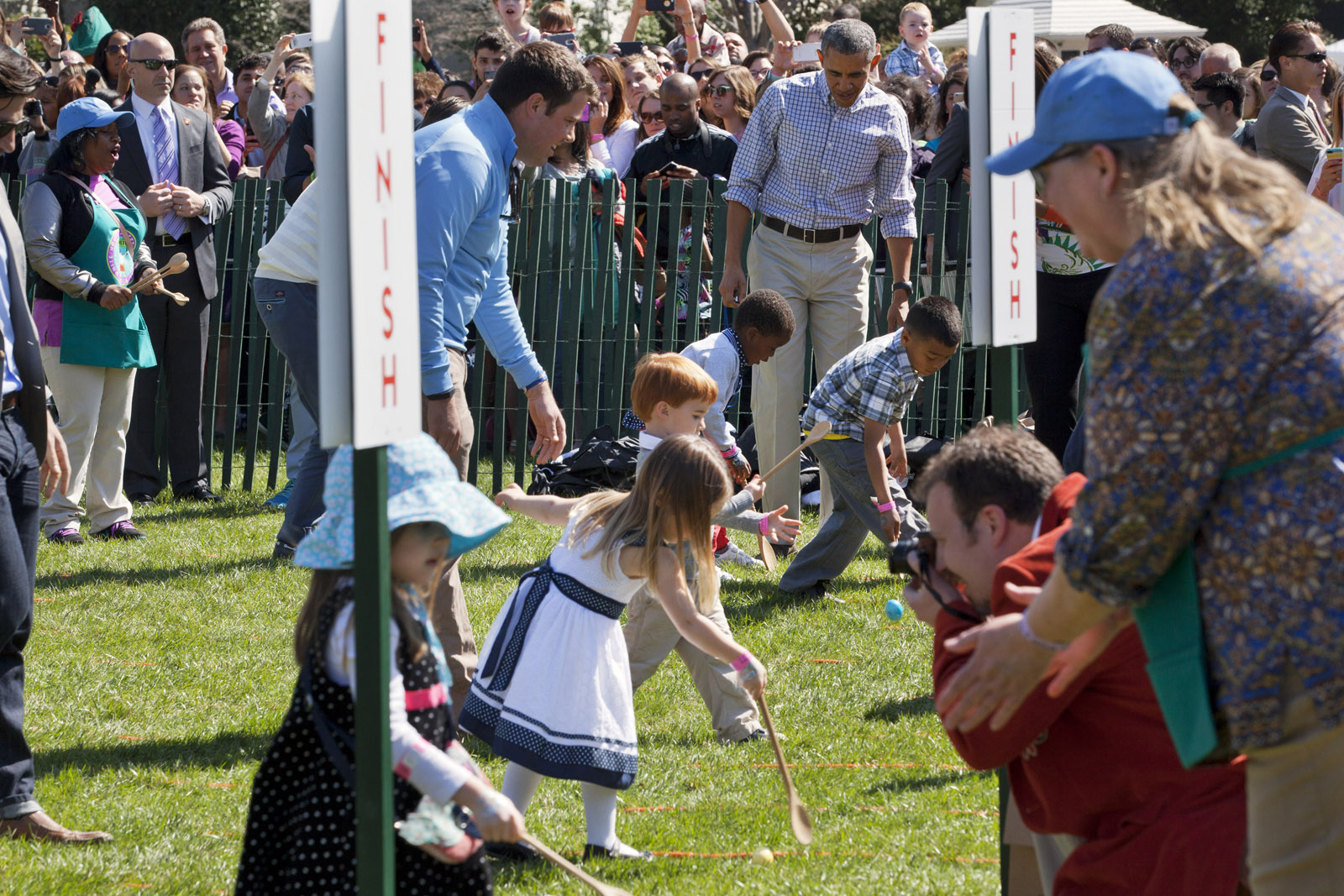 Last chance to enter White House Easter Egg Roll lottery
