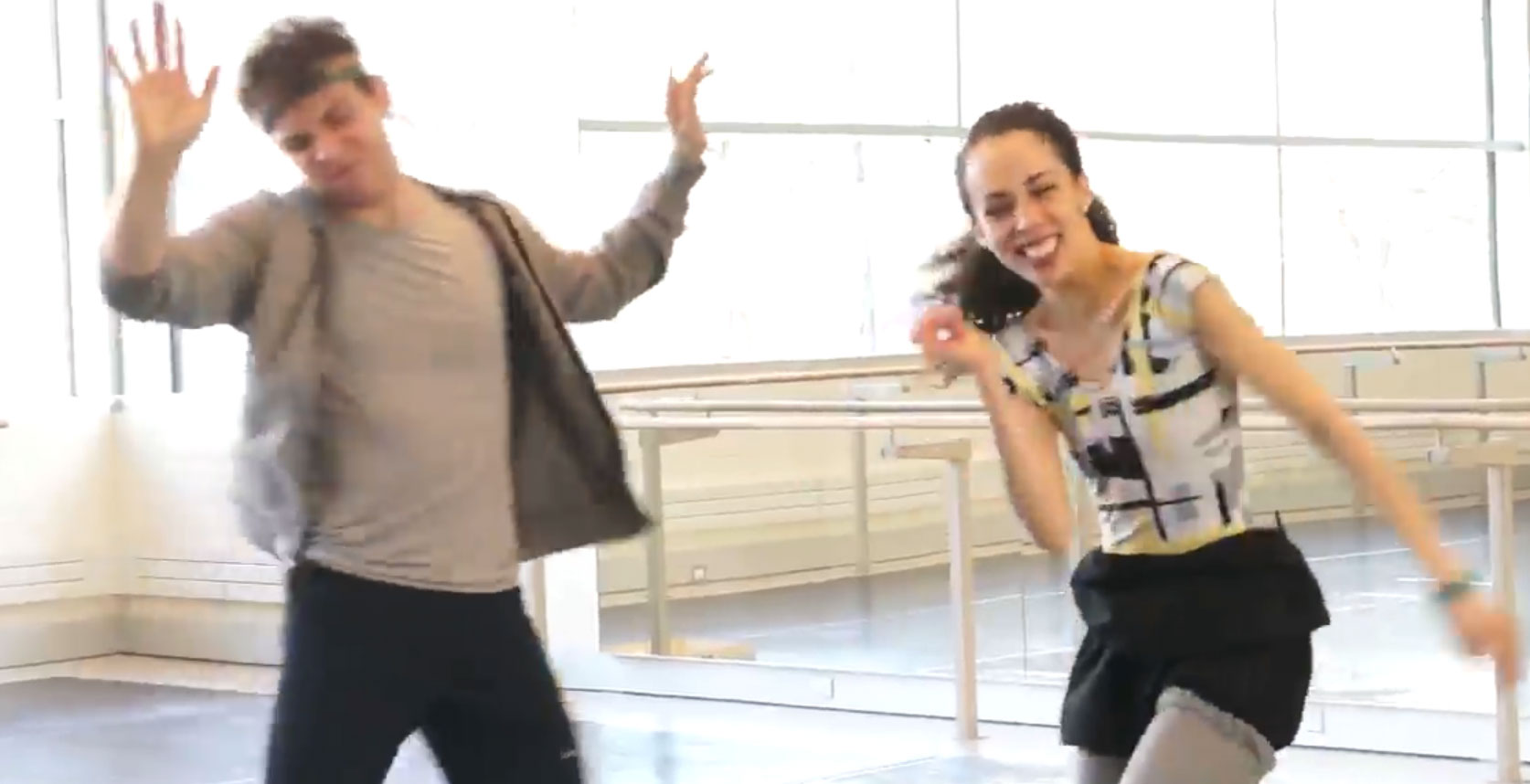 Do ballet skills translate to other dancing? Not so much (Video)