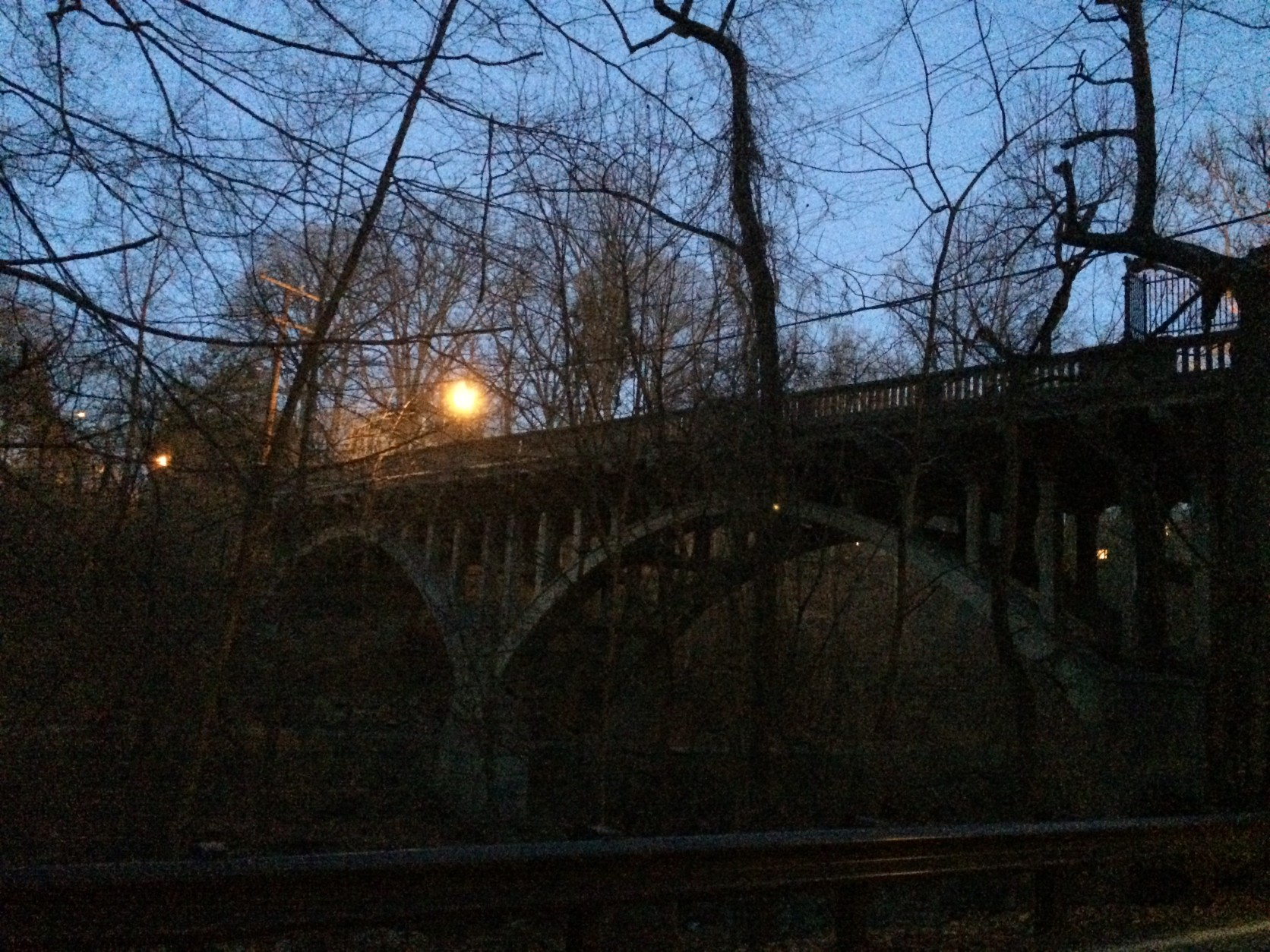 D.C. metro area home to 'structurally deficient' bridges