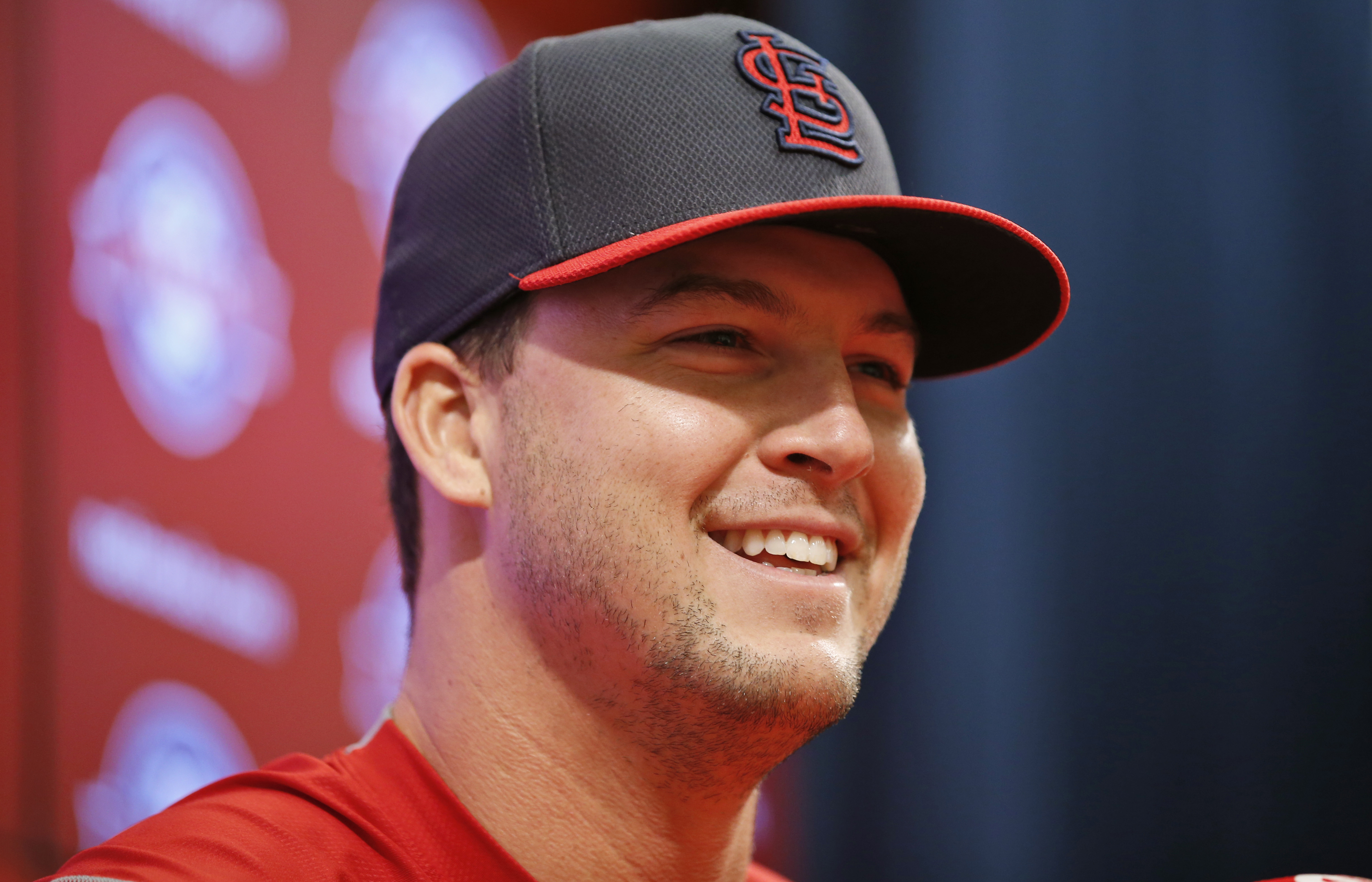 Cards' pitcher finishes journey from Navy to Nats Park