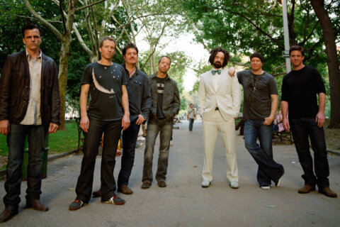 'The band is on fire': Counting Crows ready to rock MGM National Harbor
