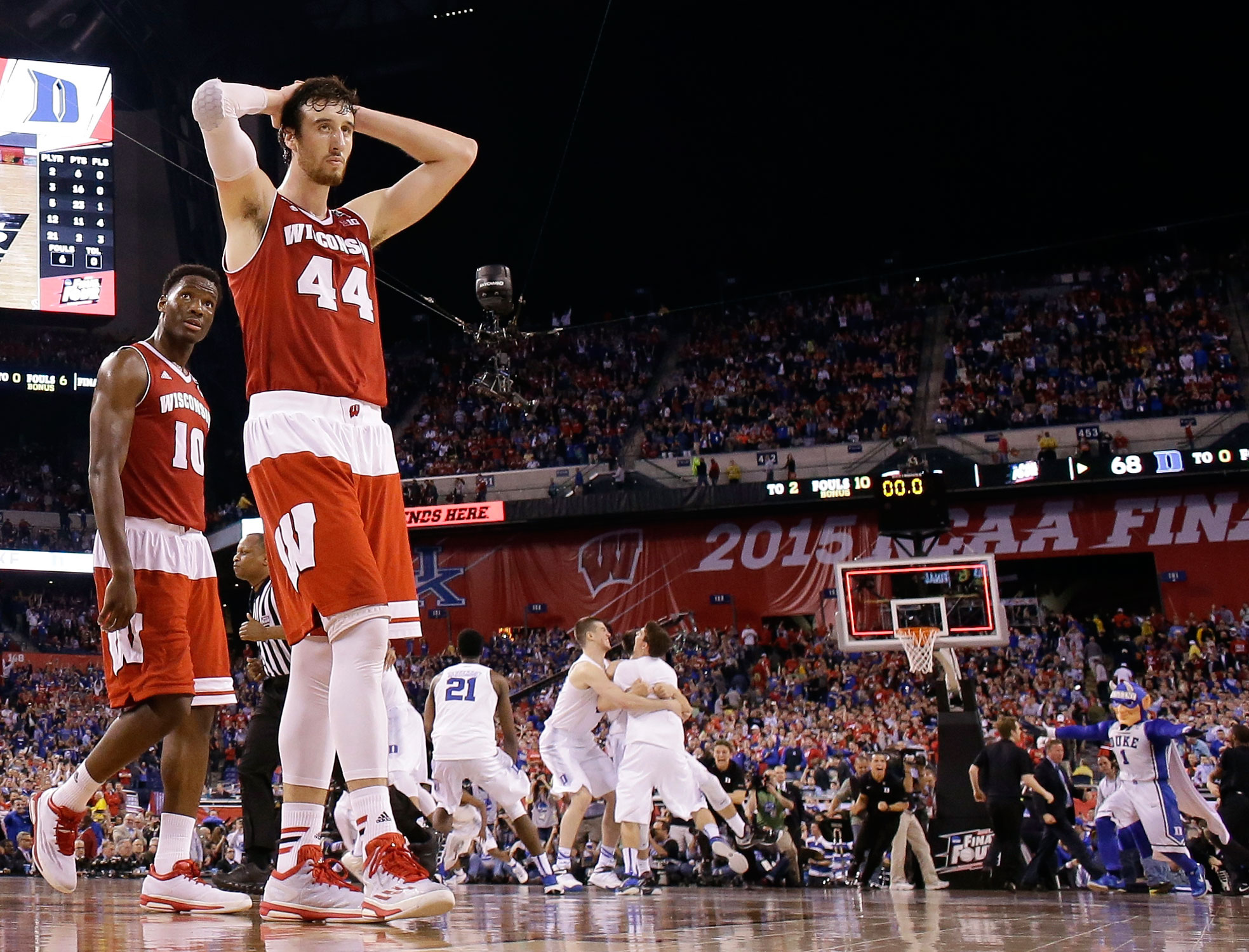 Column: College basketball's 'One Shining Moment' came two days early