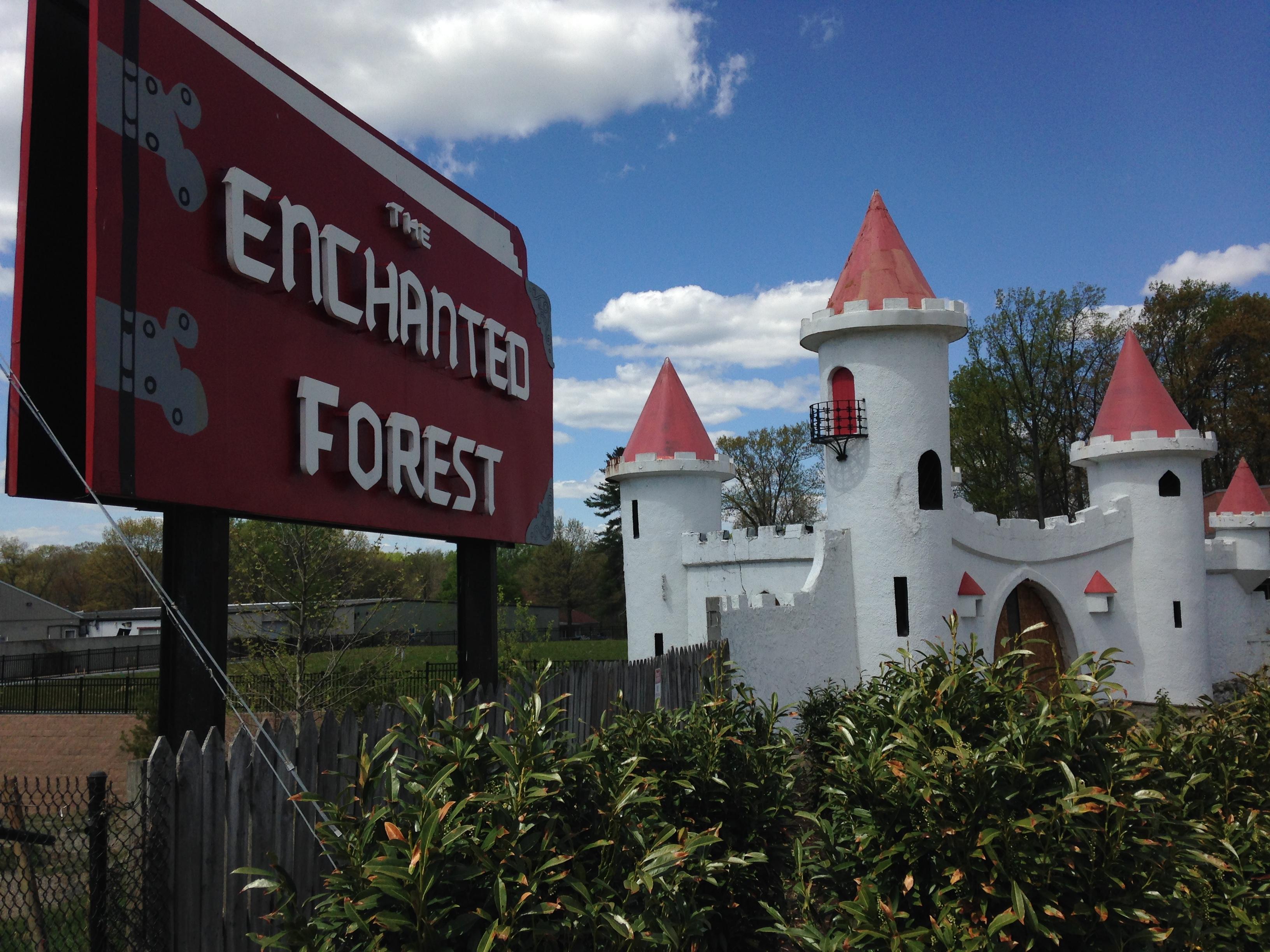 Enchanted Forest Ellicott City Shopping Center