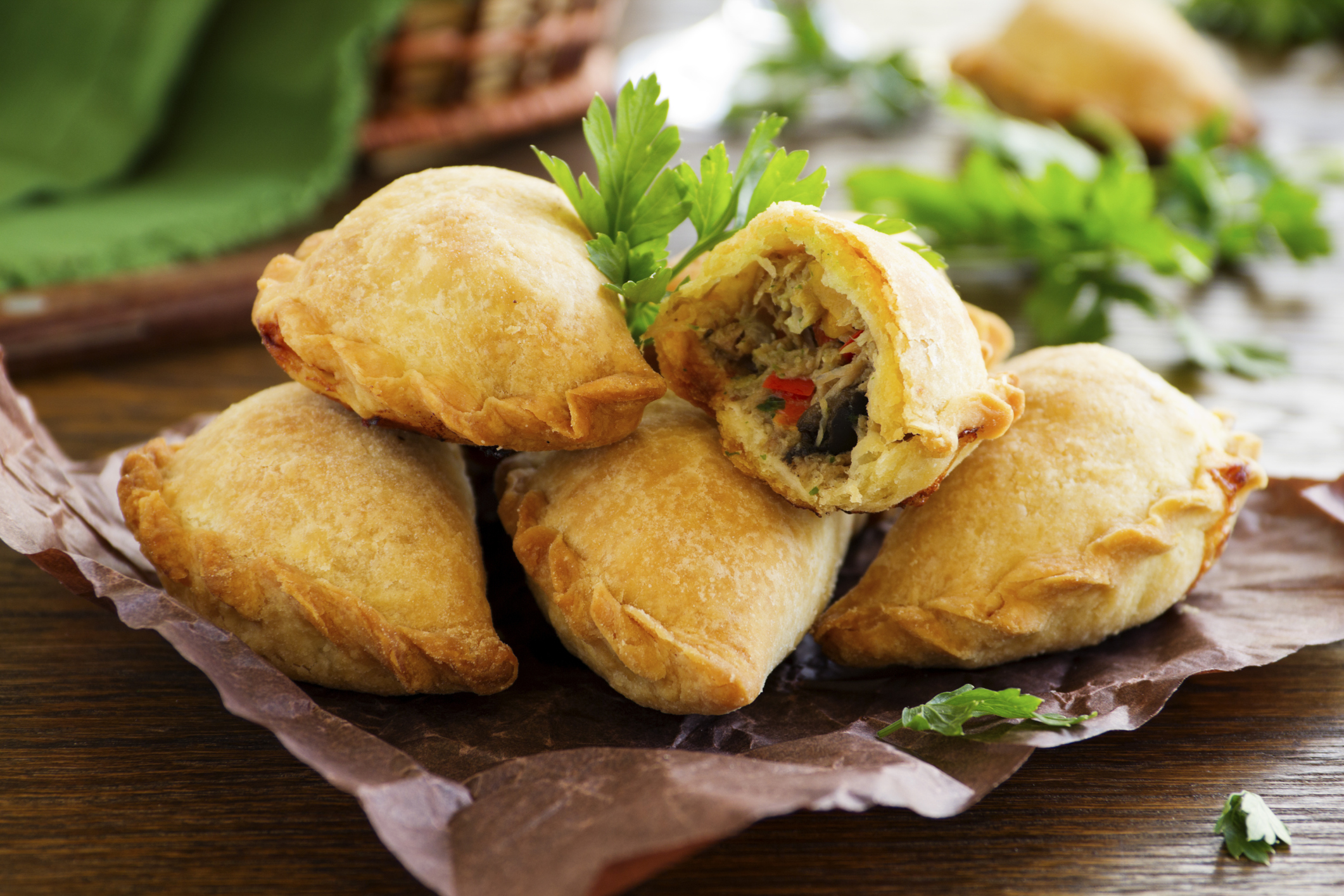 A versatile pocket food: Empanadas get attention during April (Recipes)