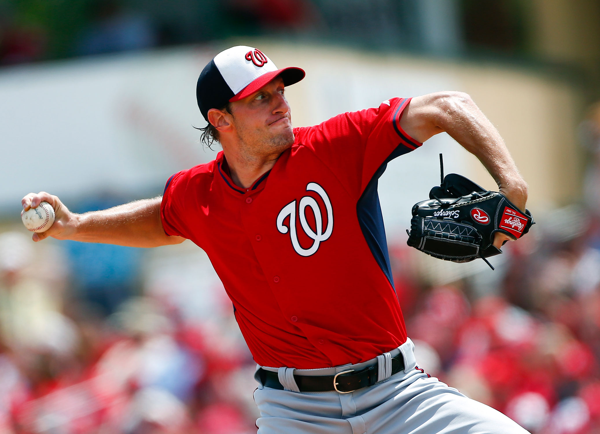 The Nationals' arms race