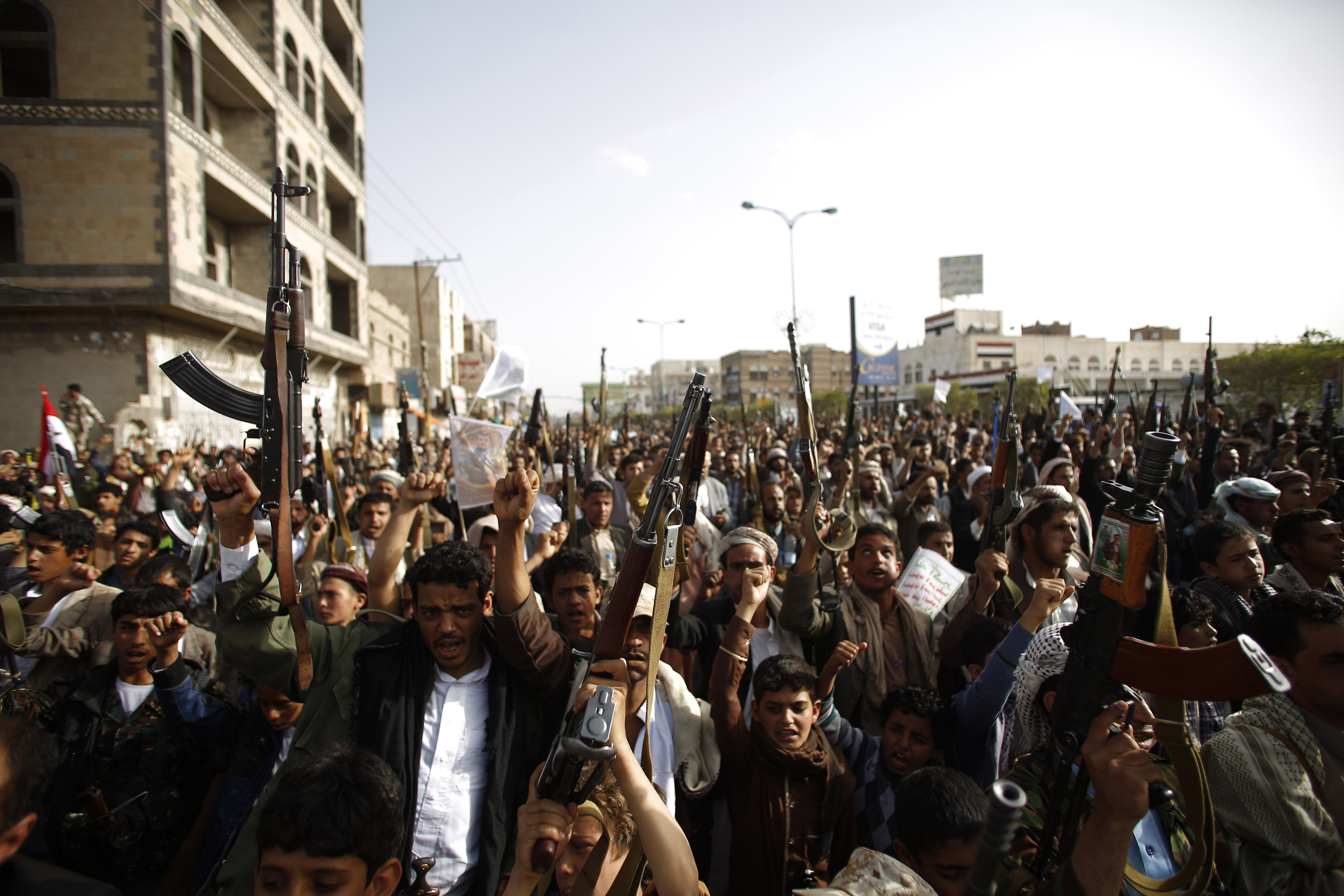 Yemen bracing for a generation of war | WTOP