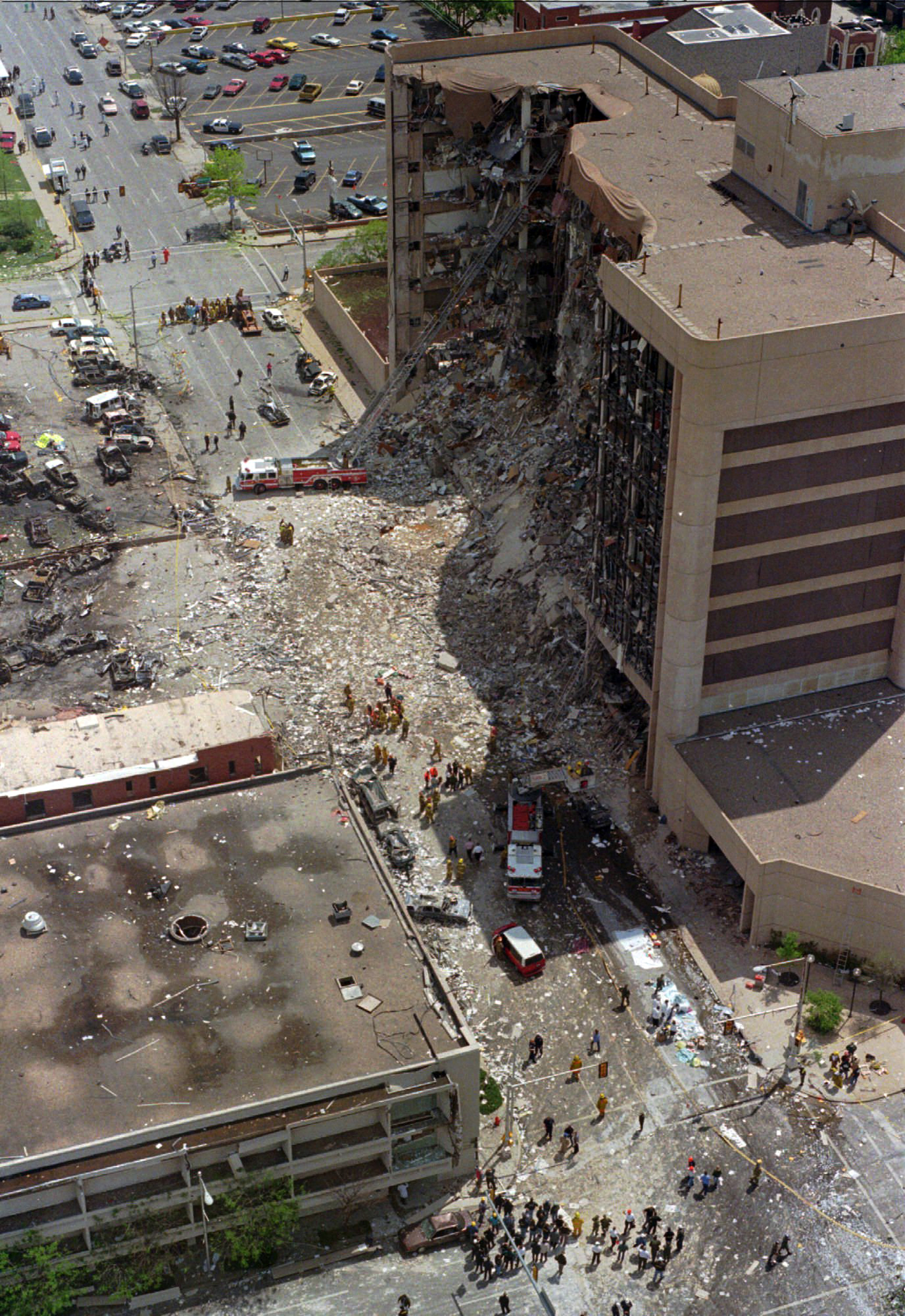 oklahoma bombing city essay Winning essays came from students in nevada and oklahoma essay building and lost 18 of its 33 employees in the bombing 2018 oklahoma city national.