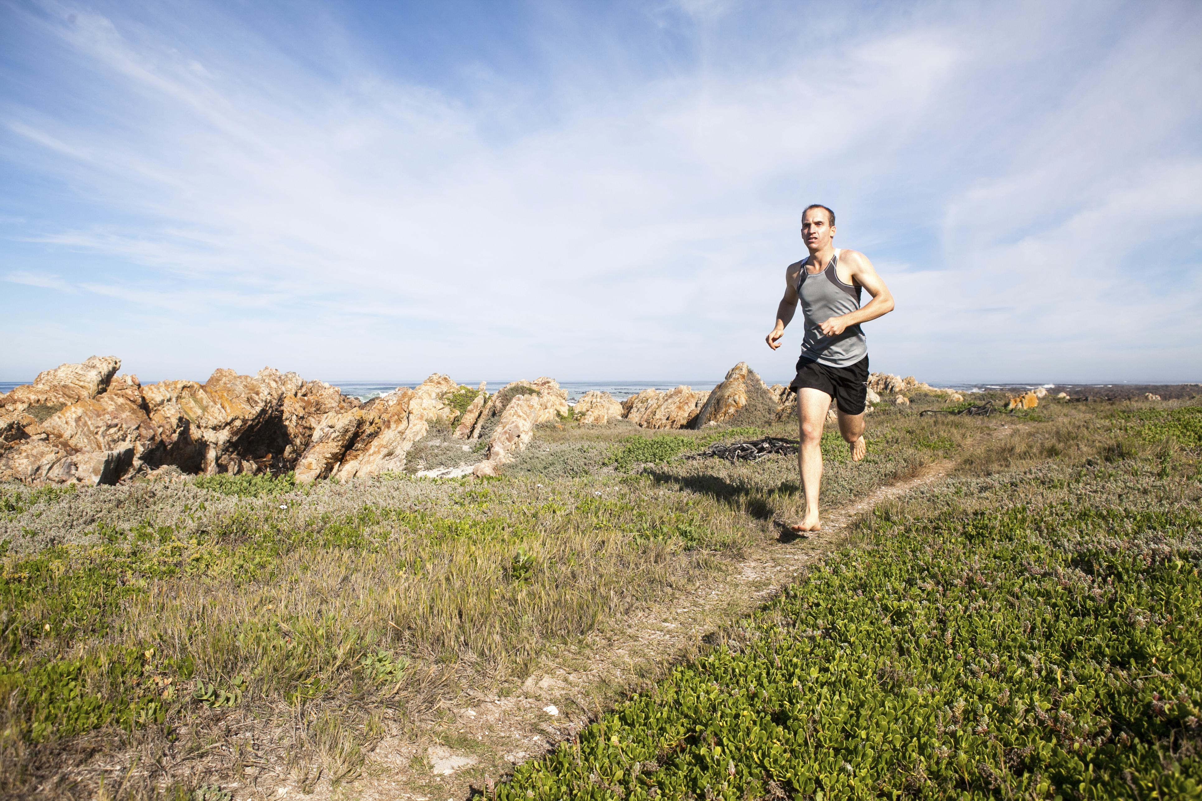Running with no sole: The right way to approach barefoot running