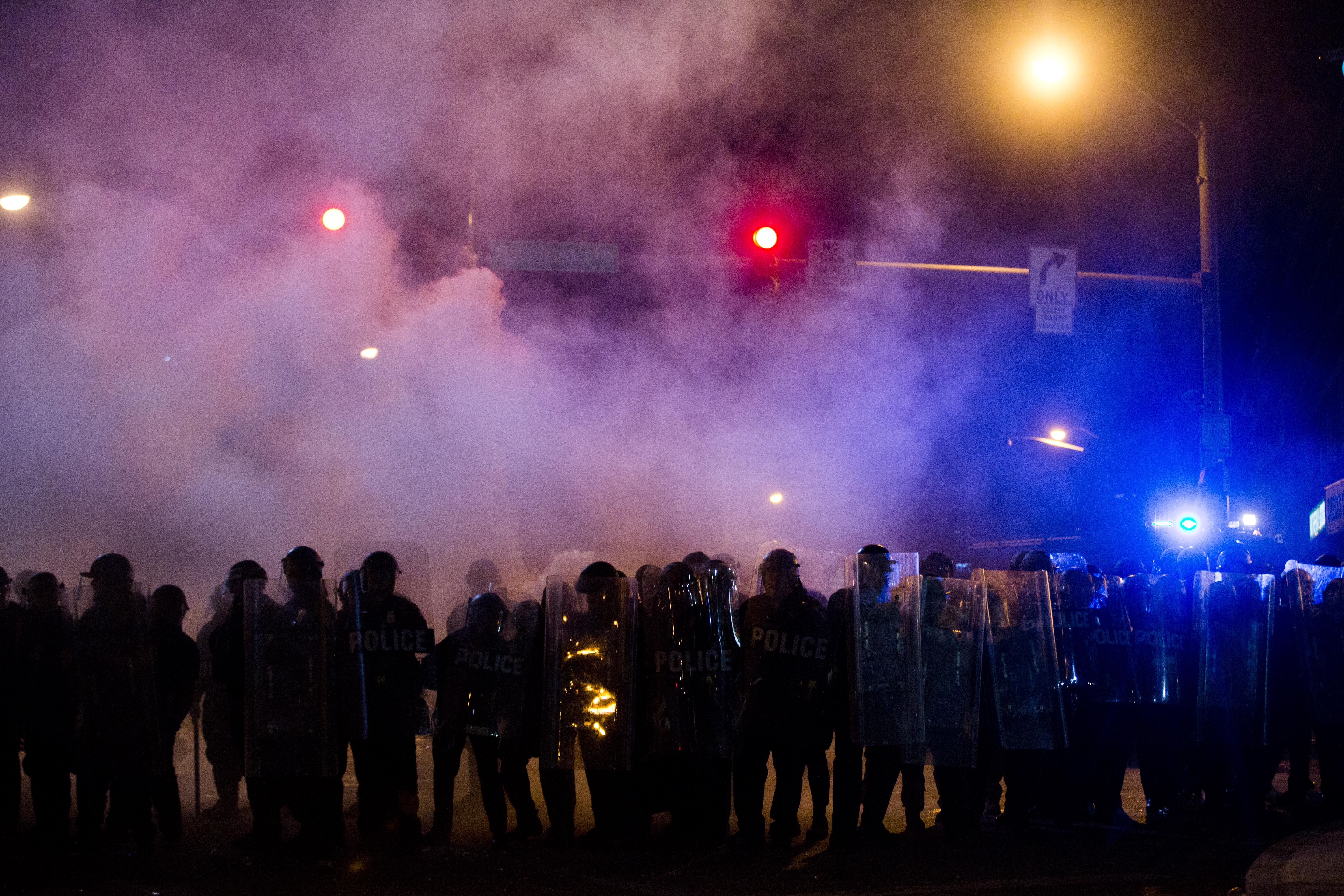 Report: Four more arrested on Baltimore curfew violations
