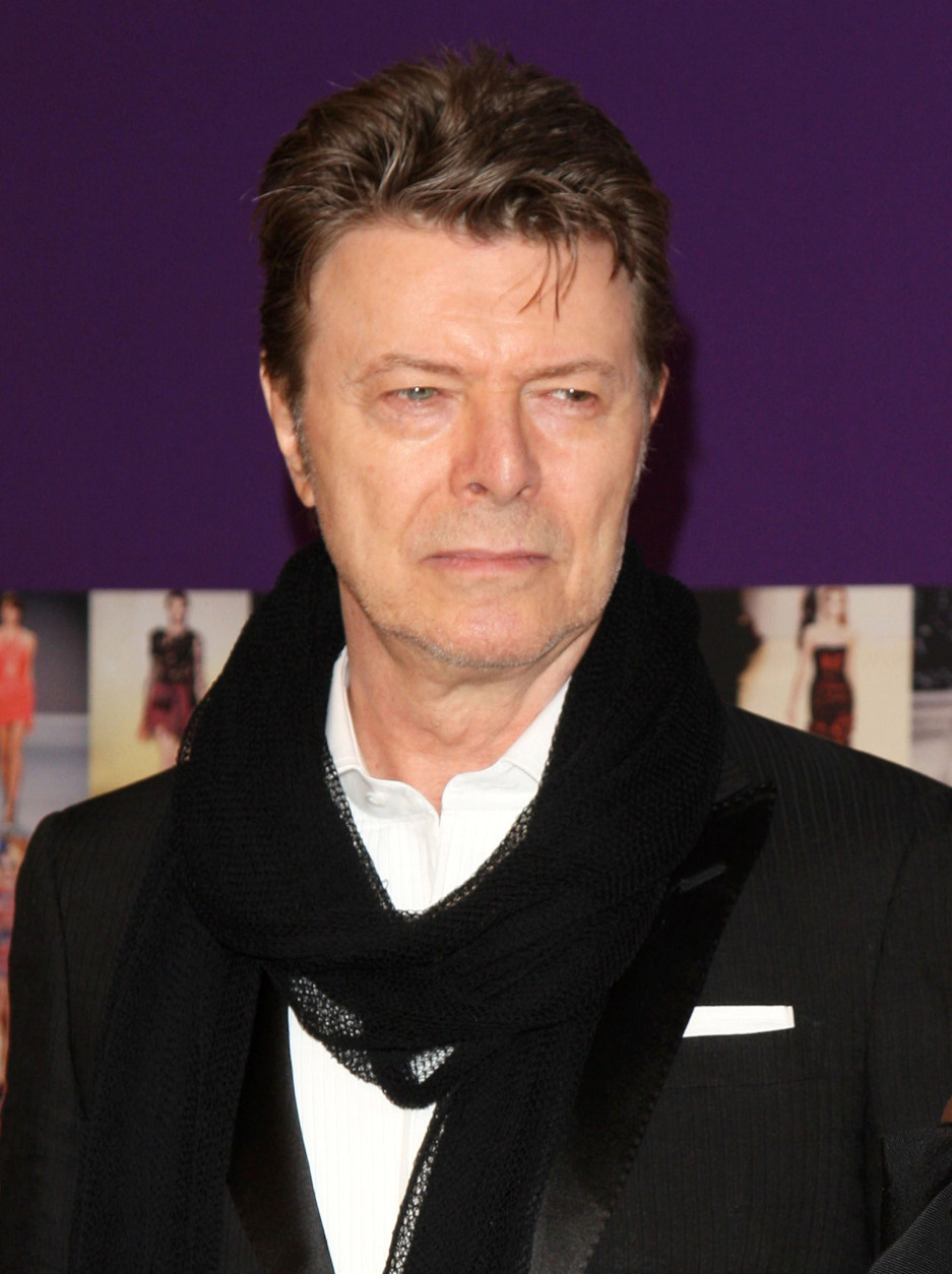 Pictures David Bowie David Bowie Attends The
