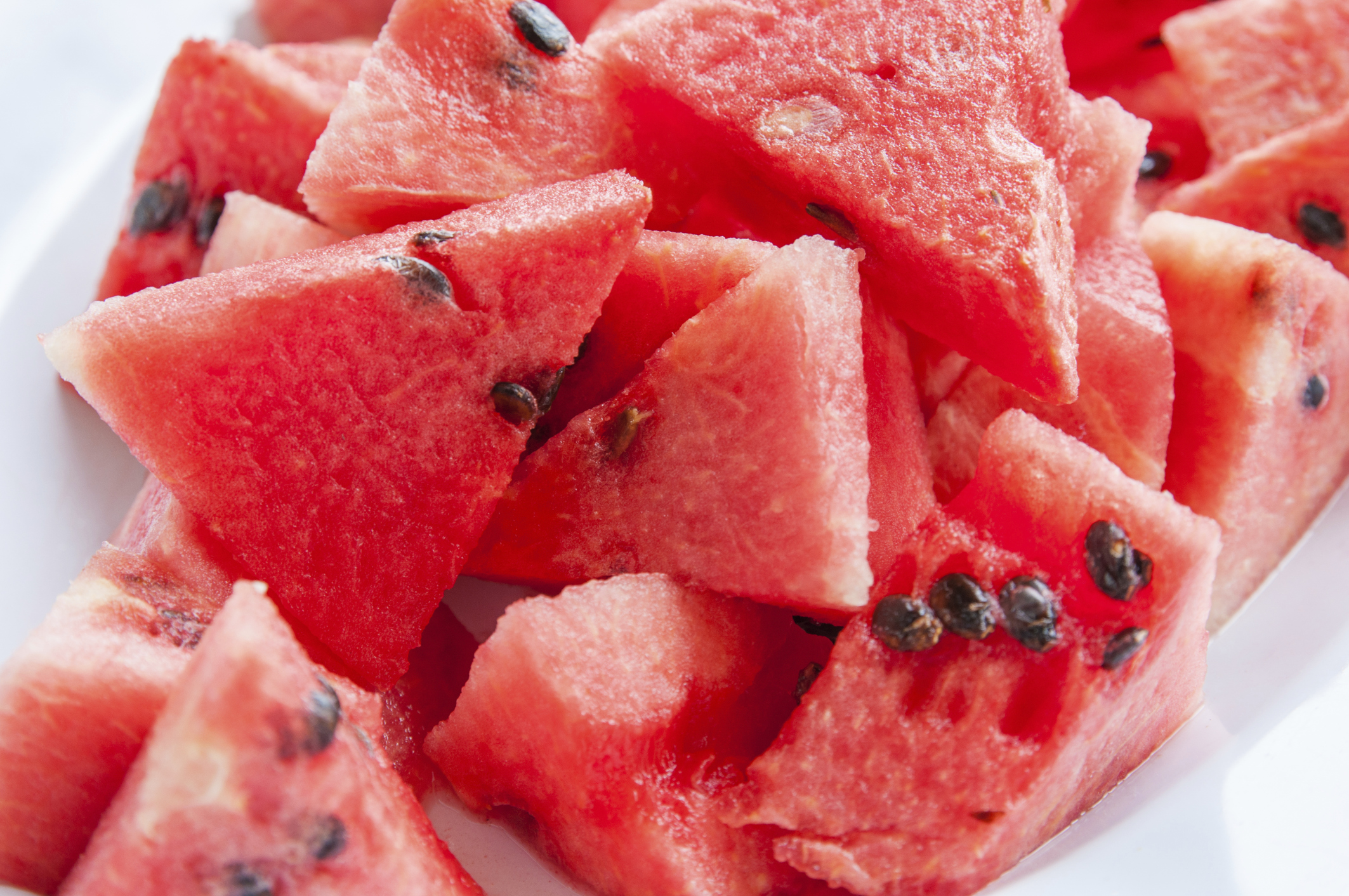 Don't spit 'em out — watermelon seeds are good for you