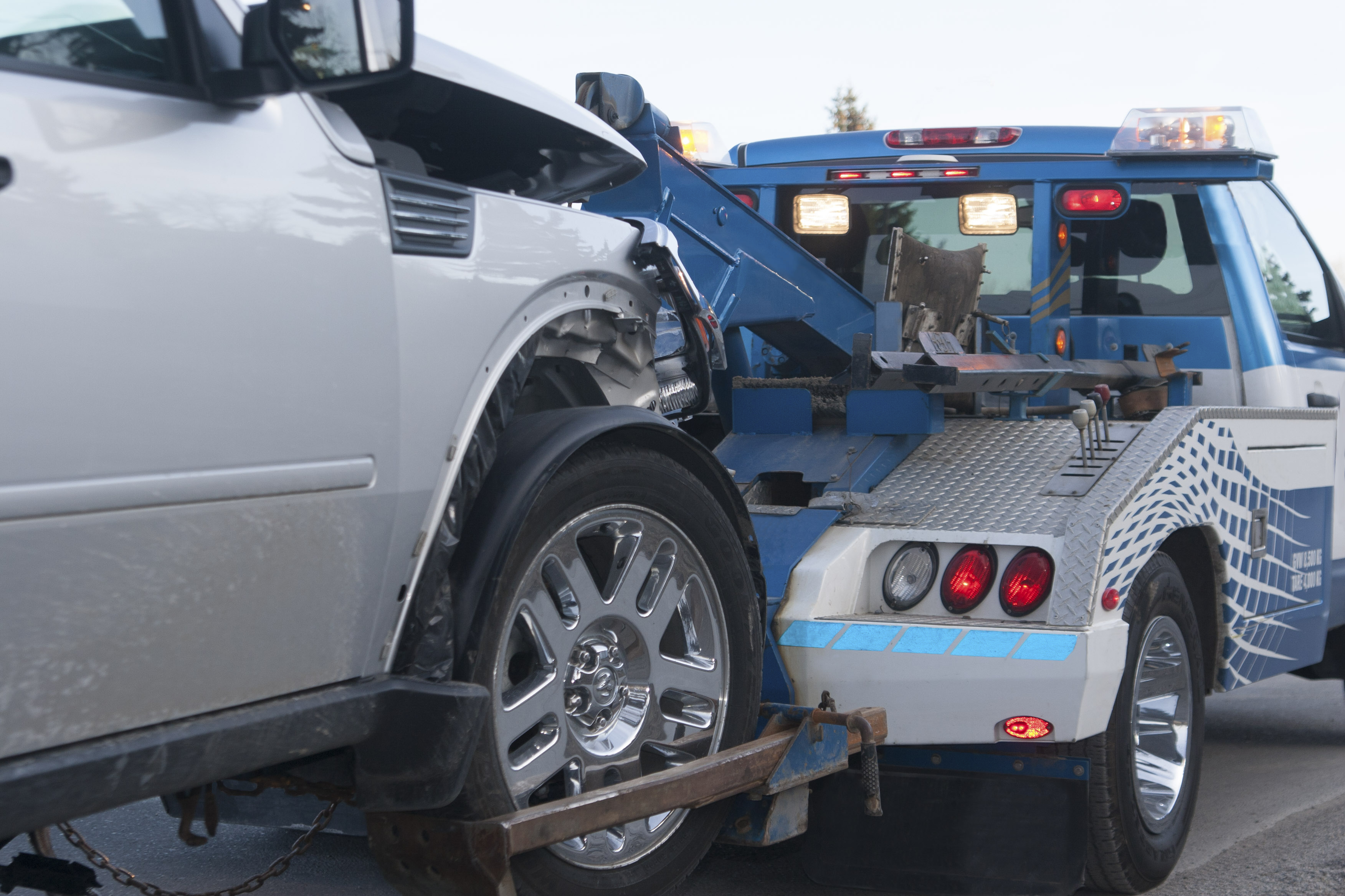 Bill aims to end predatory towing in Montgomery County