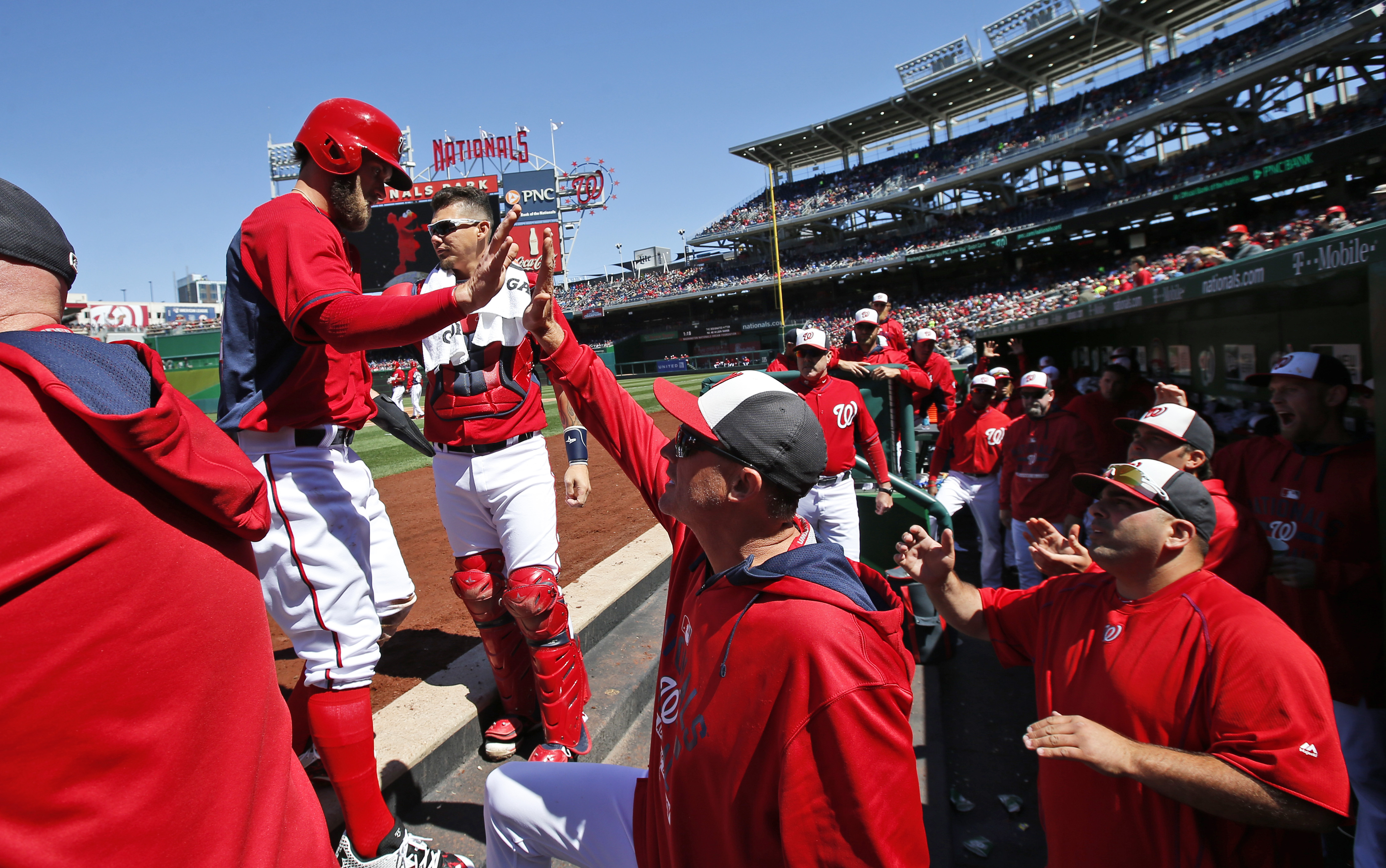 Nats set to host 2018 All-Star Game