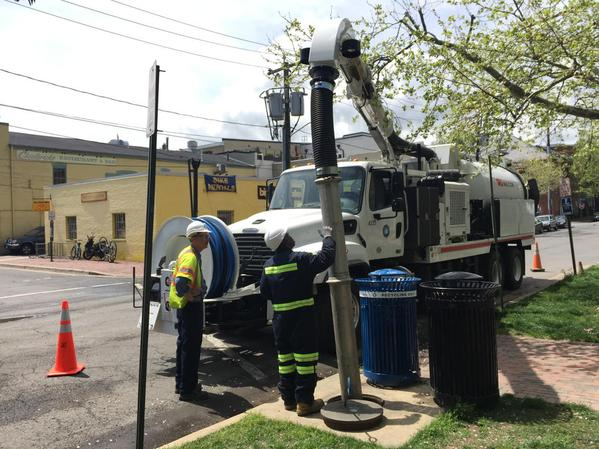 Invisible work prevents flooding in the D.C. area