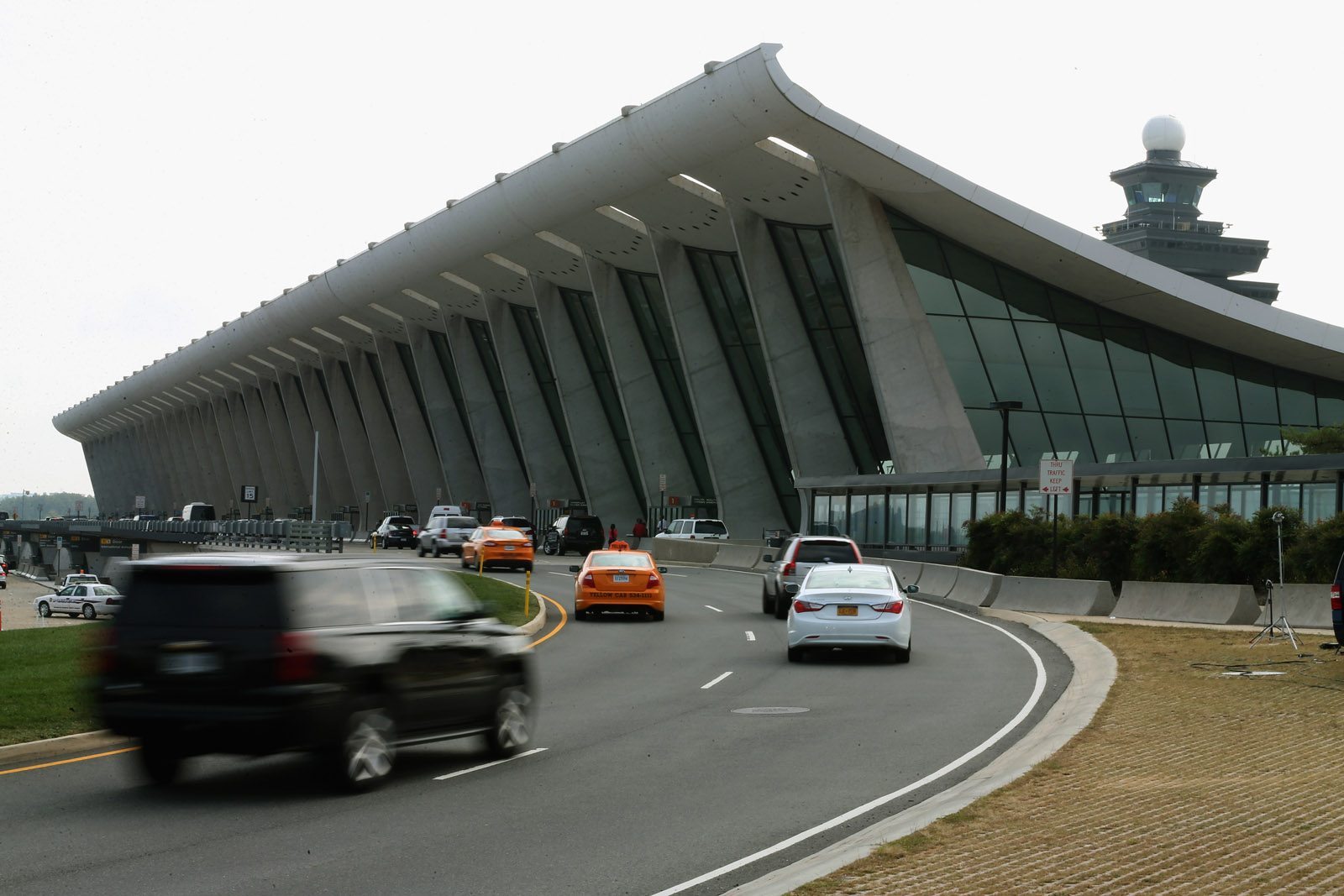 Dulles Airport leads in TSA baggage-damage claims