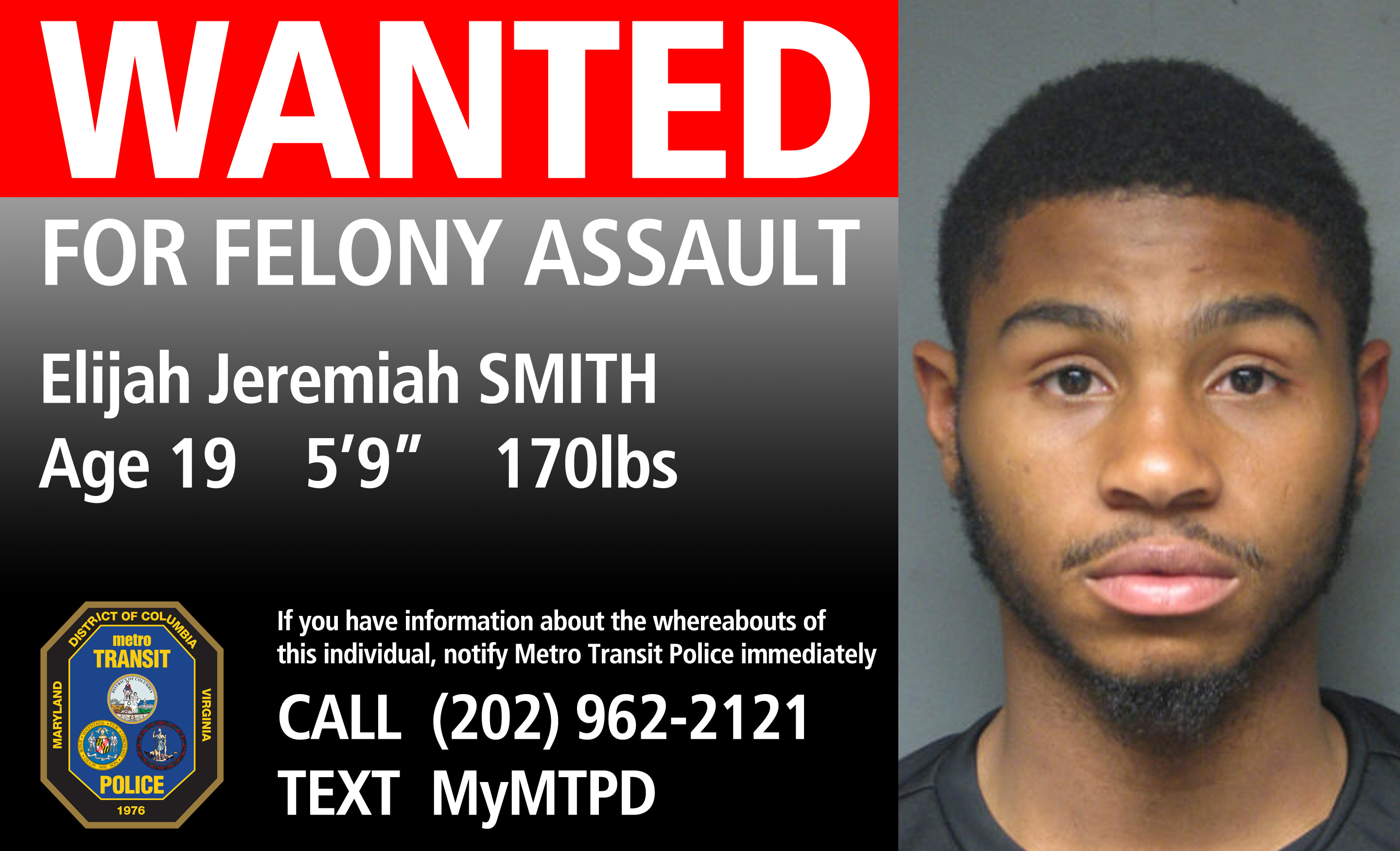 Suspect ID'd in Metro assault on 69-year-old man (Photo)