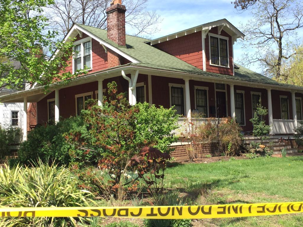 Suspicious death in Arlington is a homicide