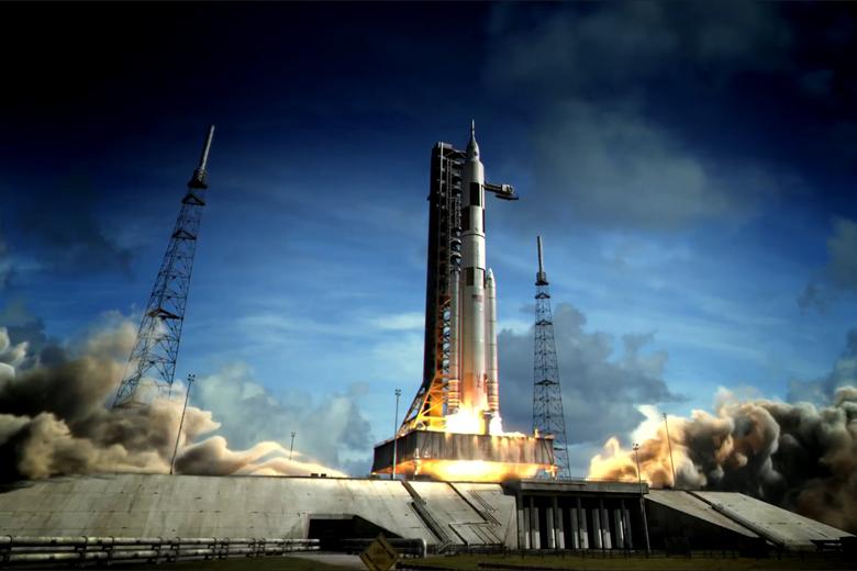 Historic astronaut explores future of space in 3D IMAX