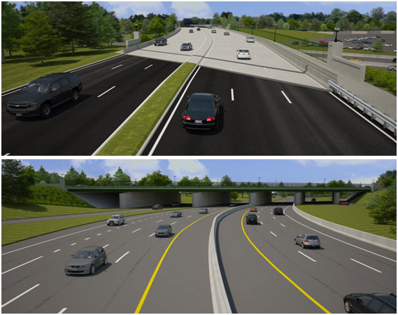 Bridge work will clog commute along Washington Boulevard for years