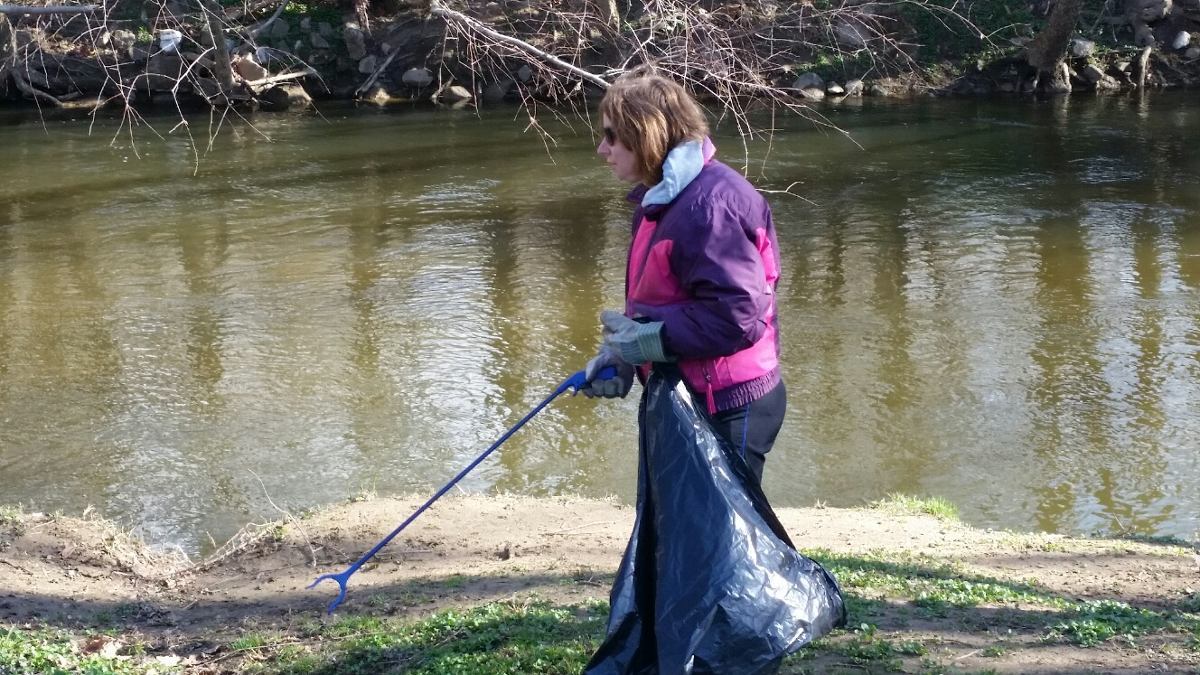 City of Laurel holds annual Patuxent River clean-up
