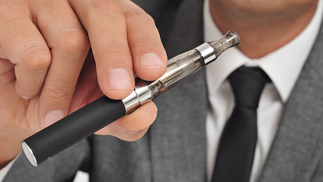 E-Cigarette Users Less Likely to Quit Smoking, Study Says