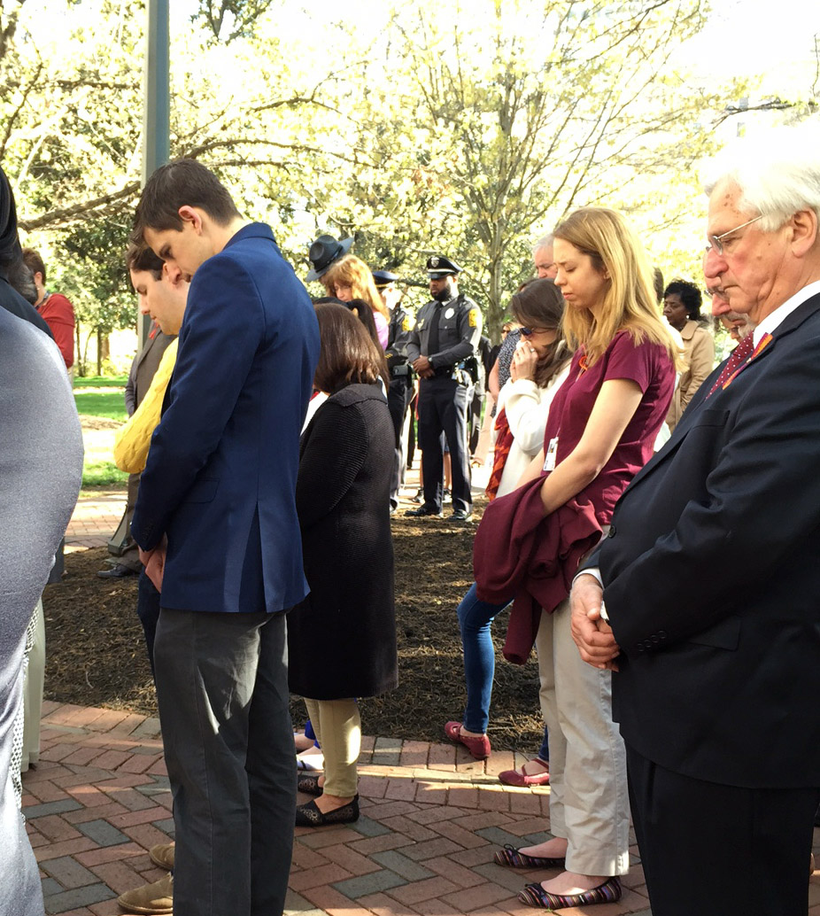 Families mark 8 years since Virginia Tech shooting