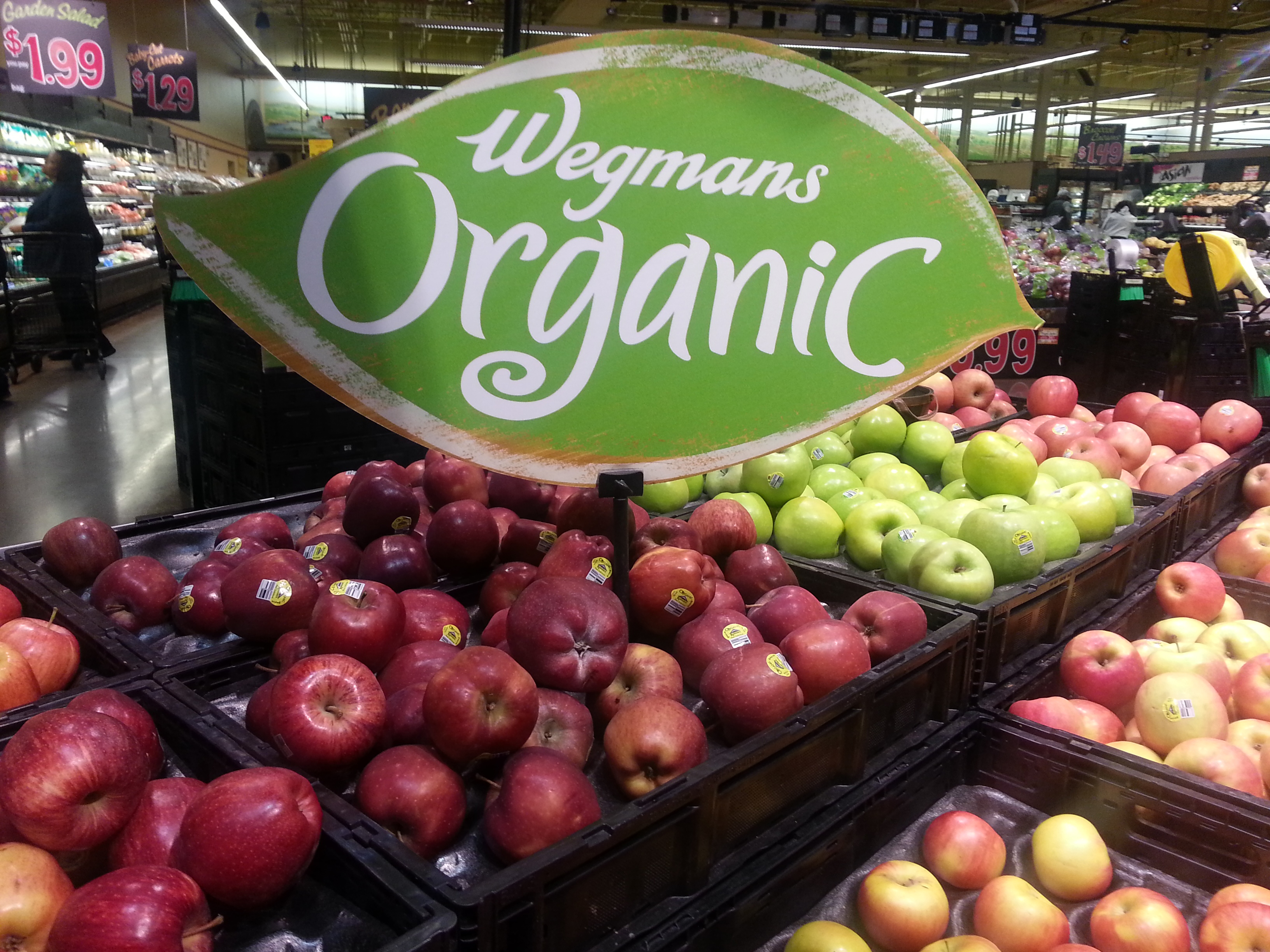 Wegmans top-ranked grocery in Consumer Reports survey