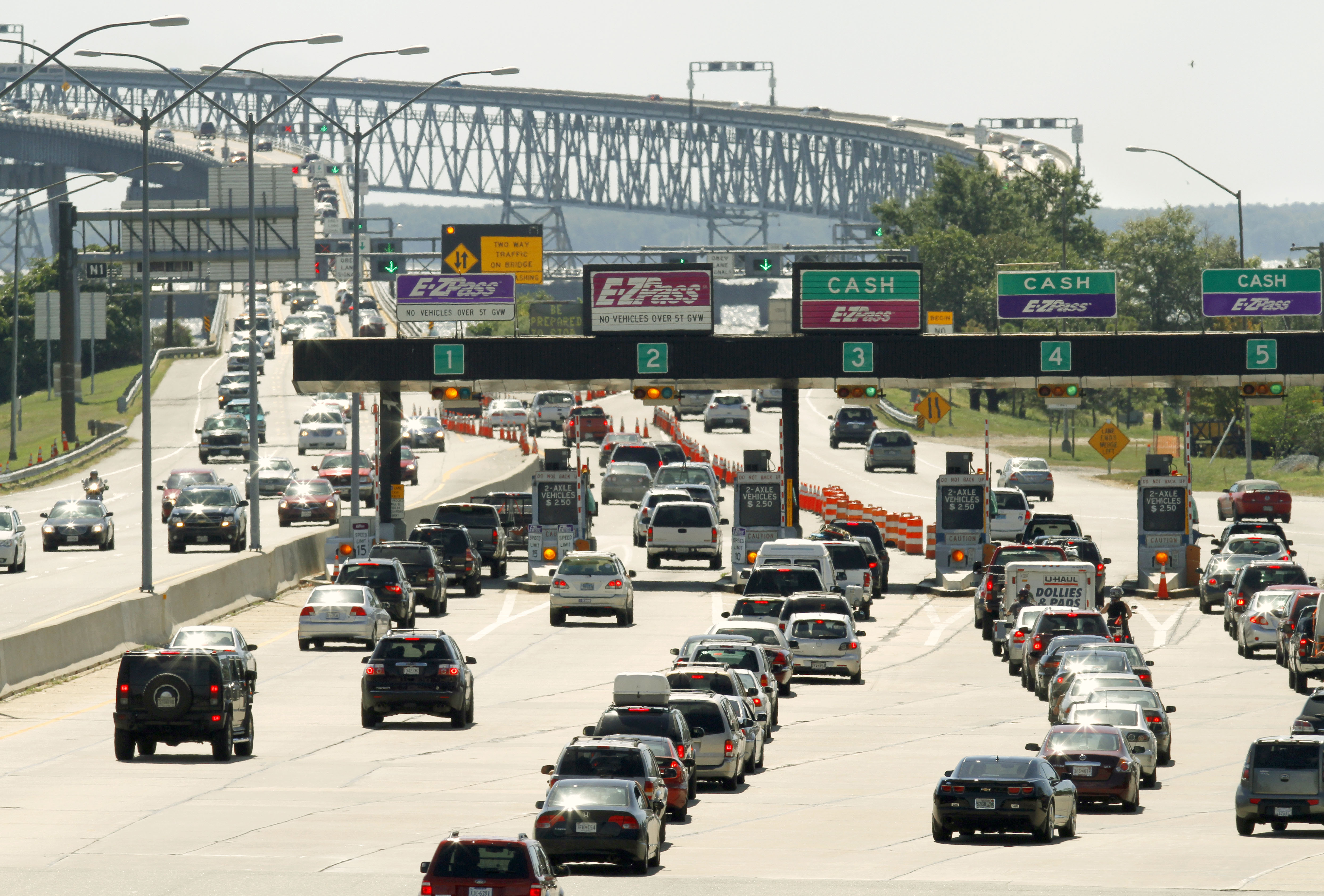 The worst time to leave for Memorial Day weekend
