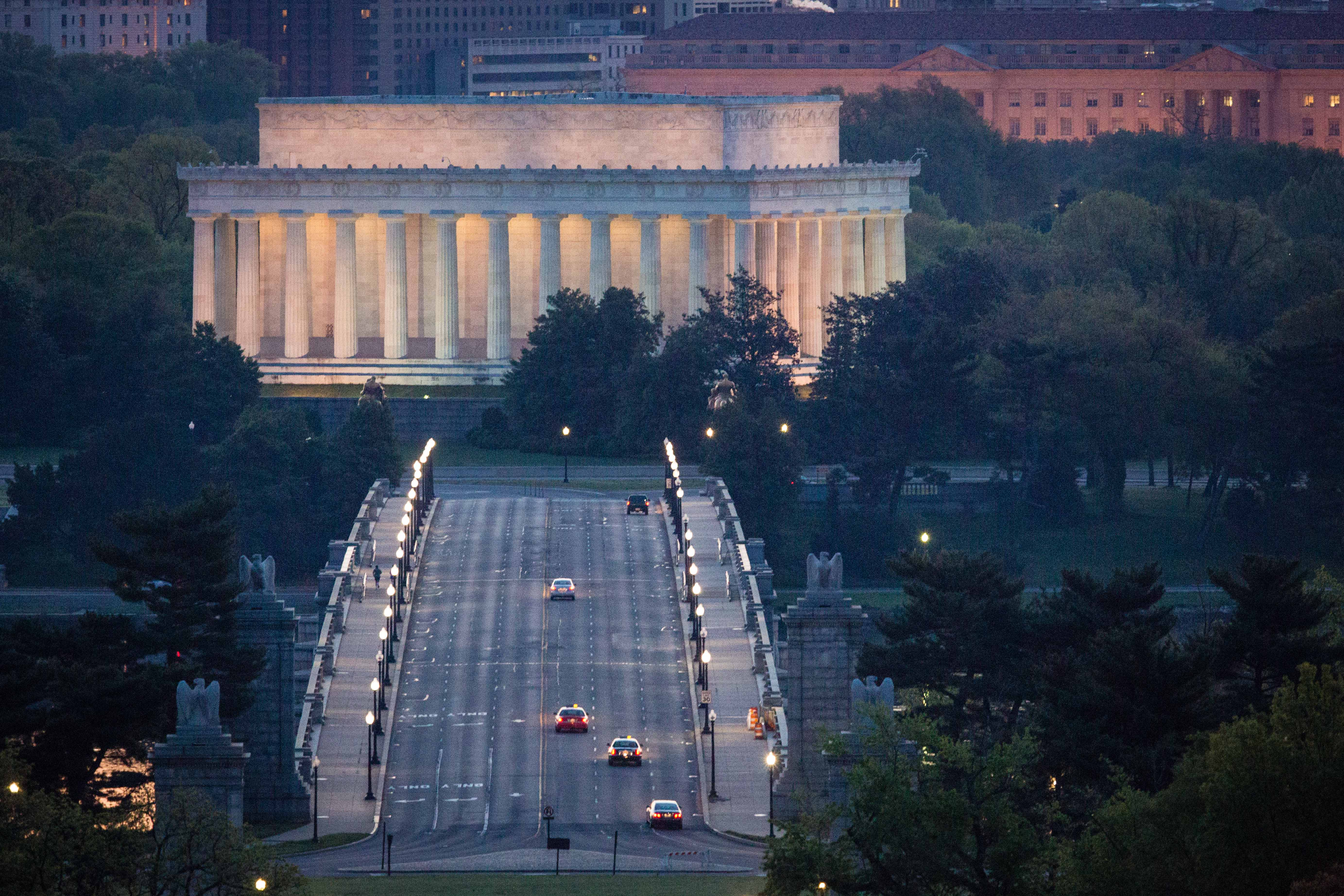 Plan set for badly needed Arlington Memorial Bridge repairs