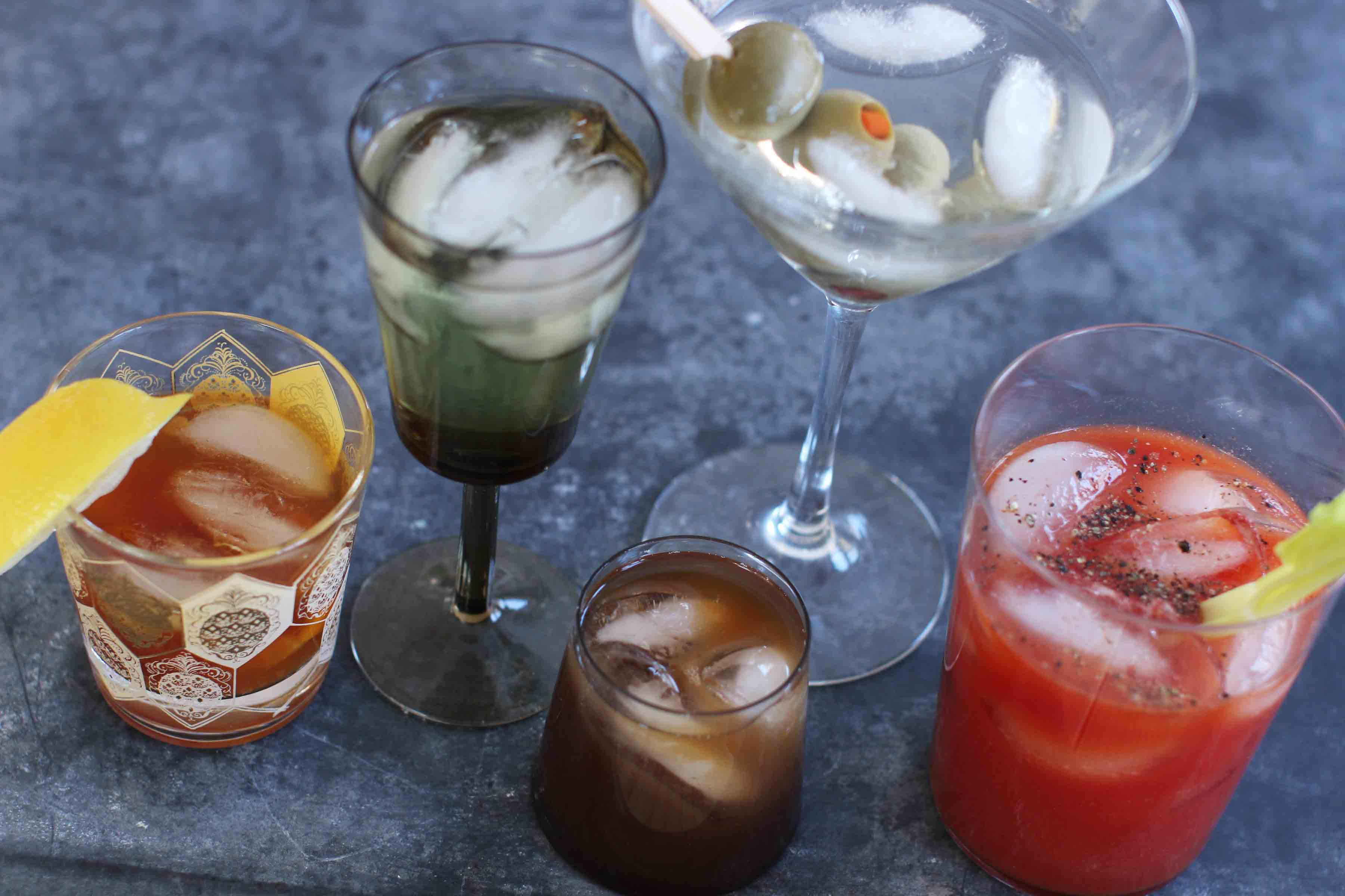 National Archives exhibit examines America's history through the lens of a cocktail glass