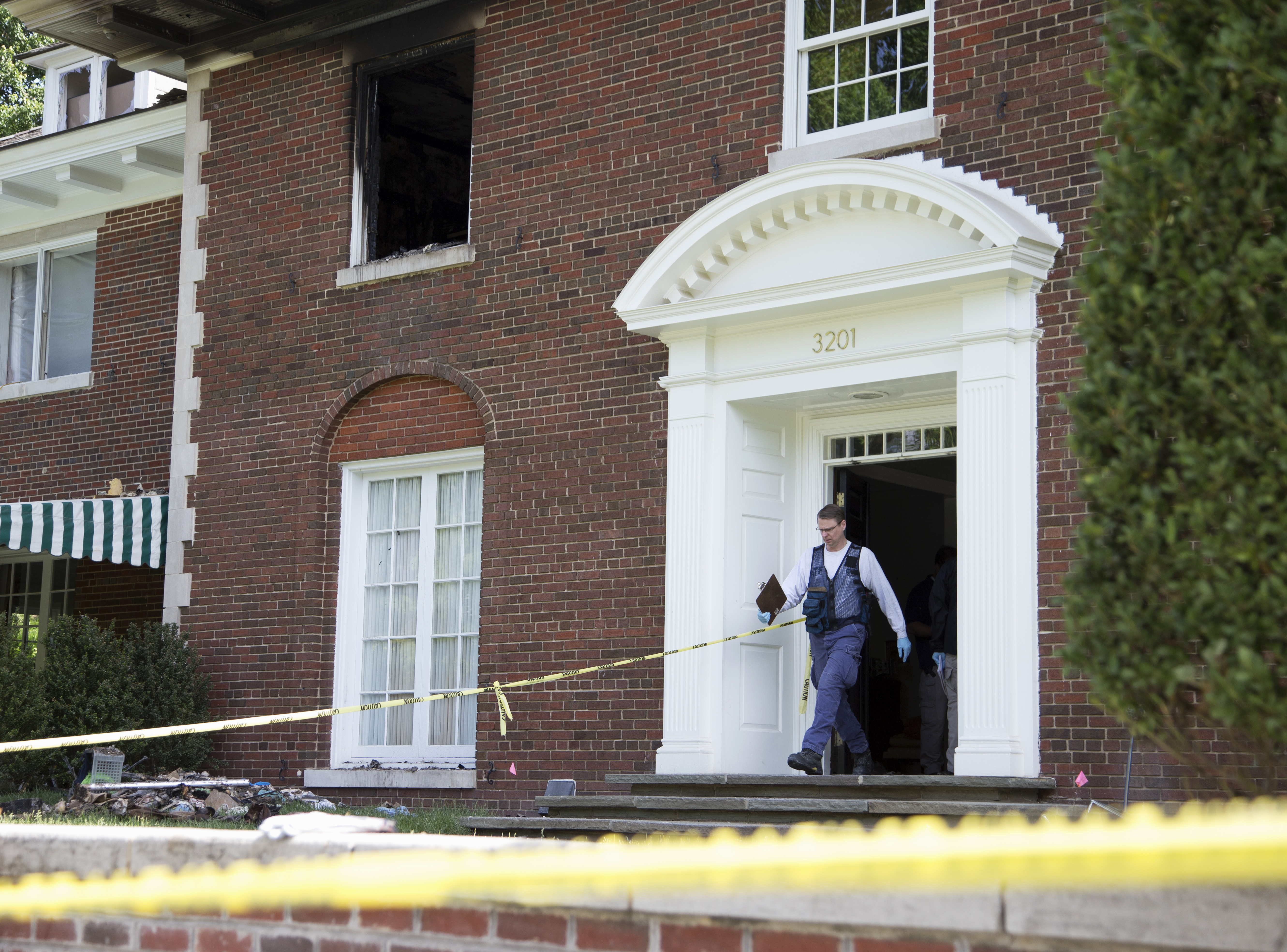 Potential jurors in DC mansion murder trial quizzed ahead of opening arguments
