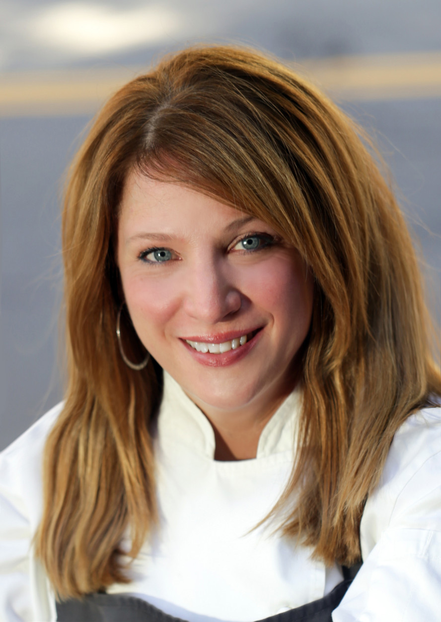 Amy Brandwein is the owner and chef of Centrolina, set to open in June at CityCenter. (Courtesy Len De Pas Photography)