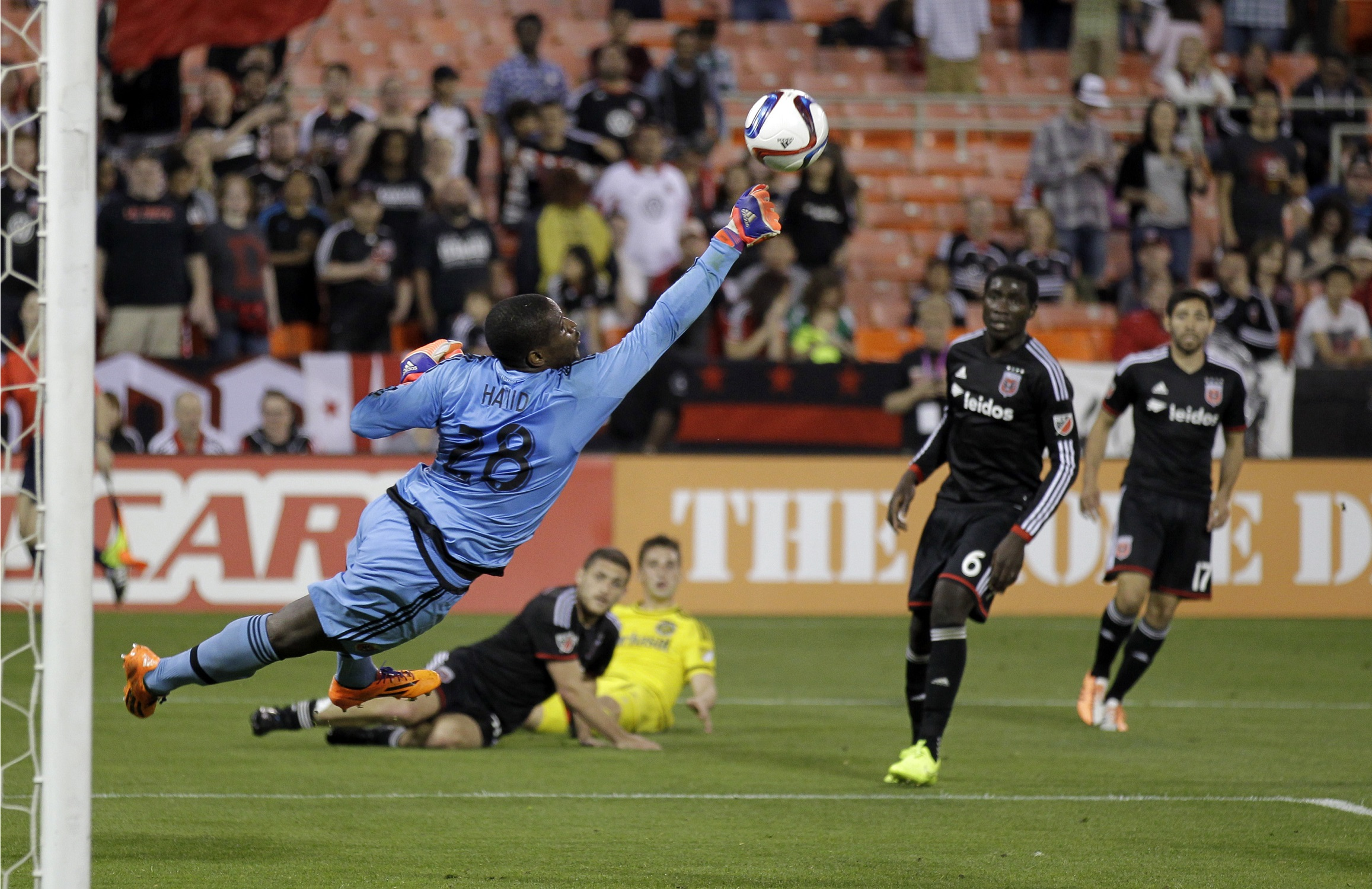 Despite absences, D.C. United off to best start ever