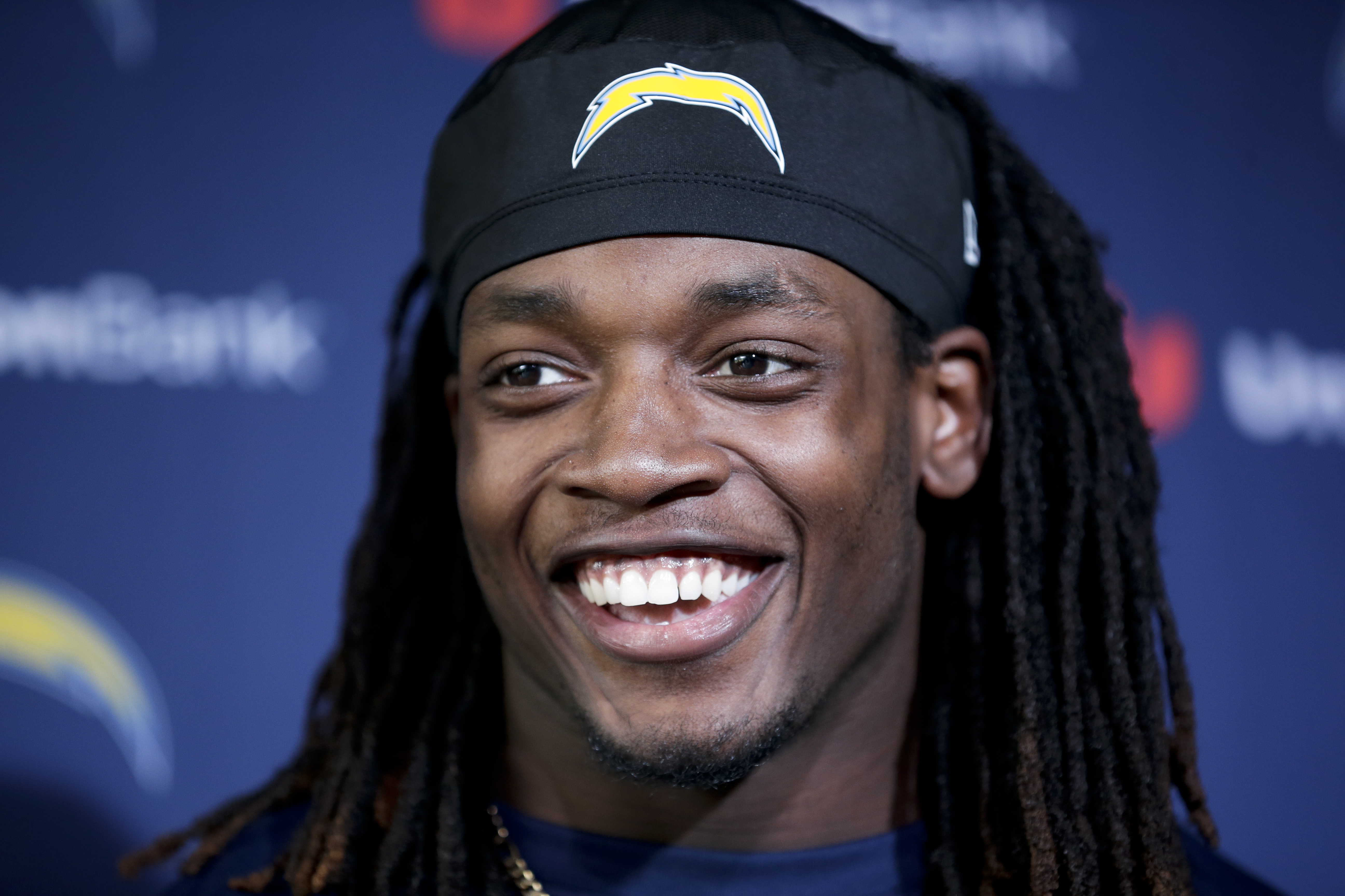 Melvin Gordon Signs Rookie Contract Works Out With