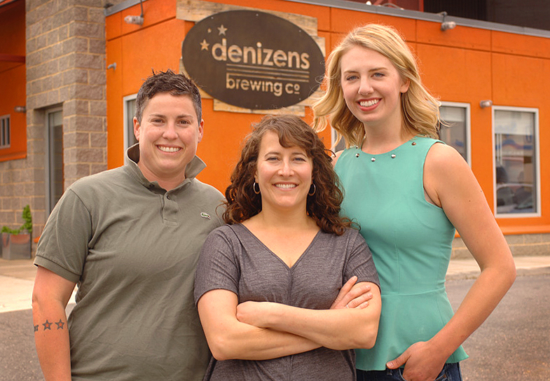 D.C. sees more women running restaurants, breweries, distilleries