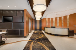 Interior Design image of Cathedral Commons Apartments in Washington DC by Jeffrey Sauers of Commercial Photographics, Architectural Photo Artistry in Washington DC, Virginia to Florida and PA to New England (