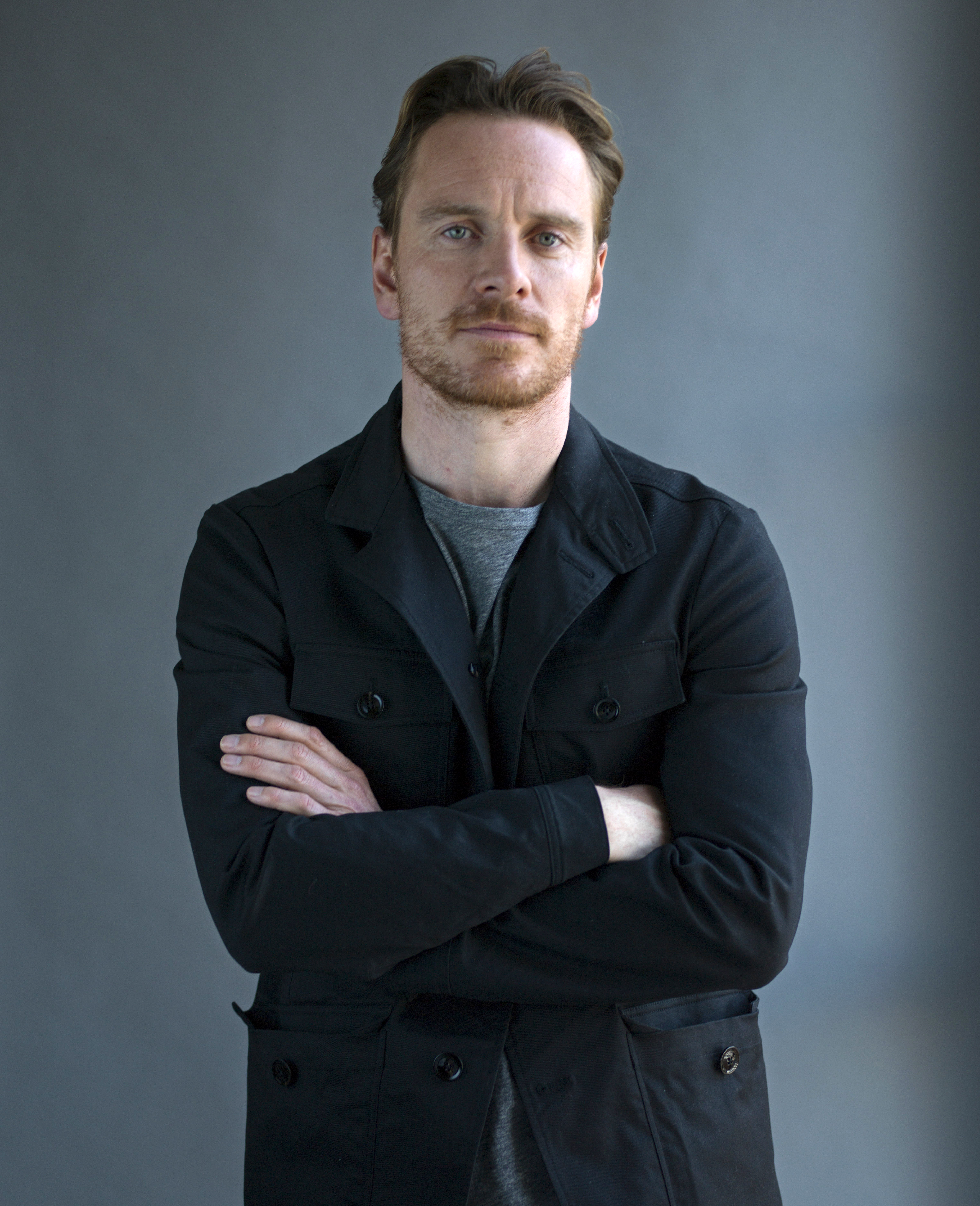 michael fassbender wife